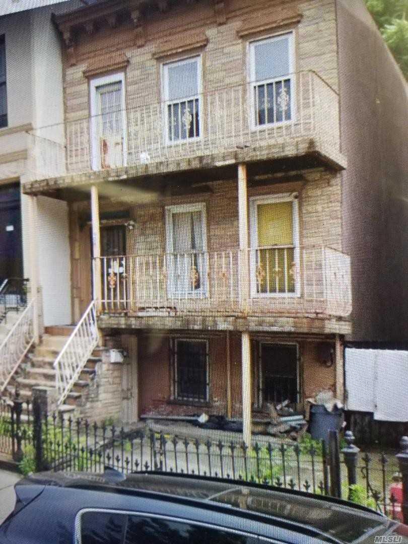 Two Family in Brooklyn - Putnam Avenue  Brooklyn, NY 11221