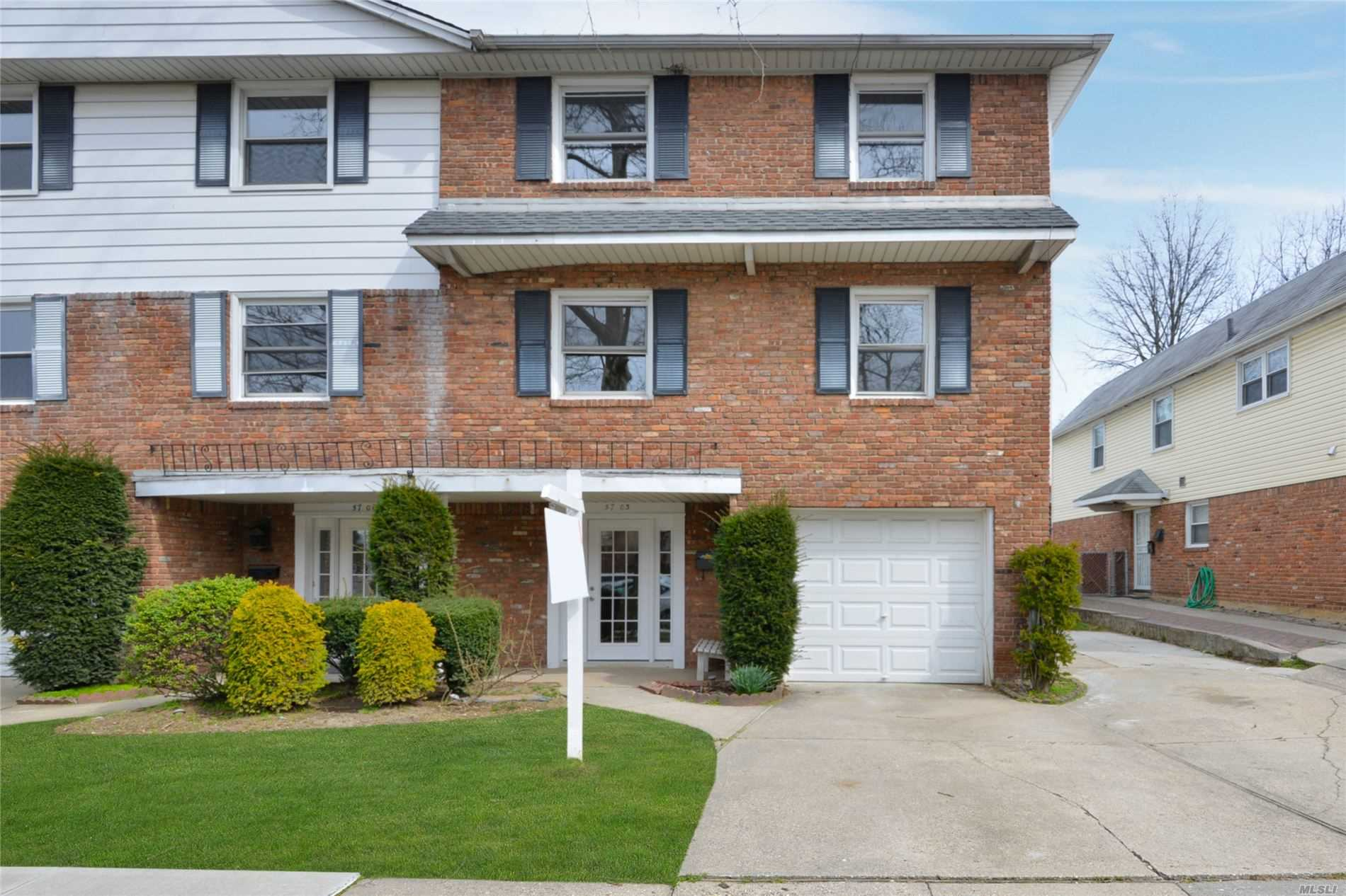 Property for sale at 57-03 225 Street, Bayside,  New York 11364
