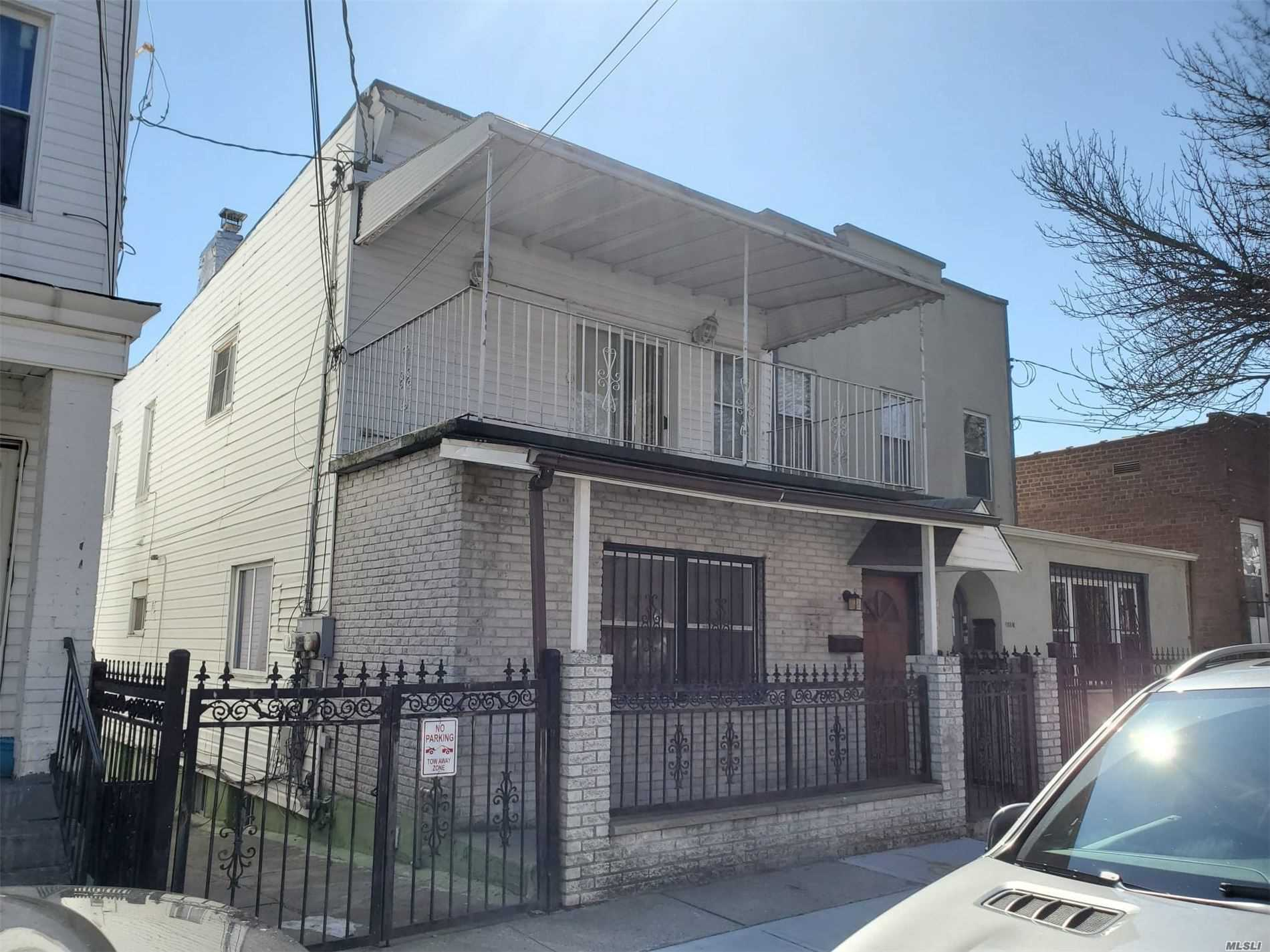Property for sale at 81-18 102nd Avenue, Ozone Park,  New York 11416