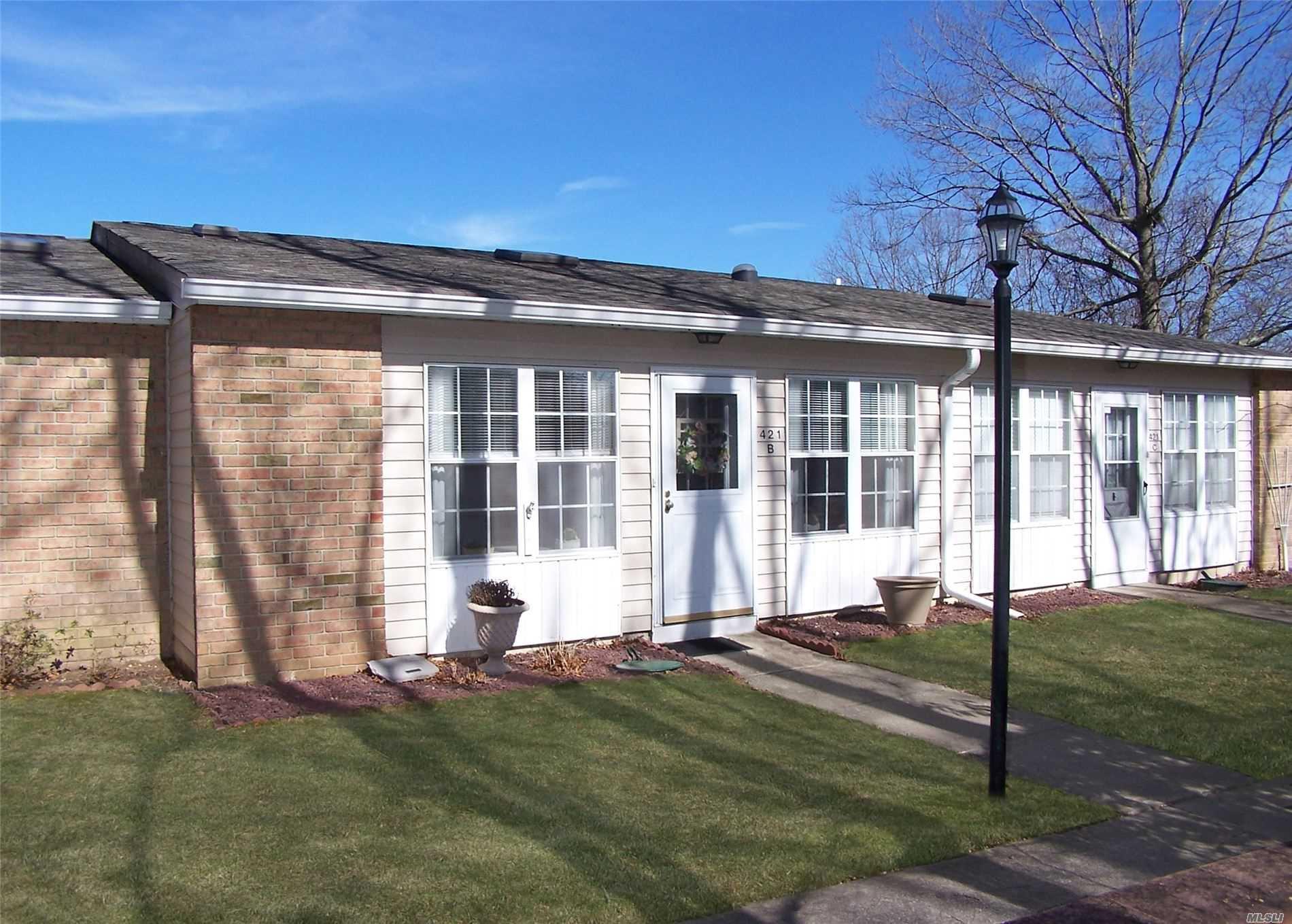 Property for sale at 421 Weymouth Court # B, Ridge NY 11961, Ridge,  New York 11961