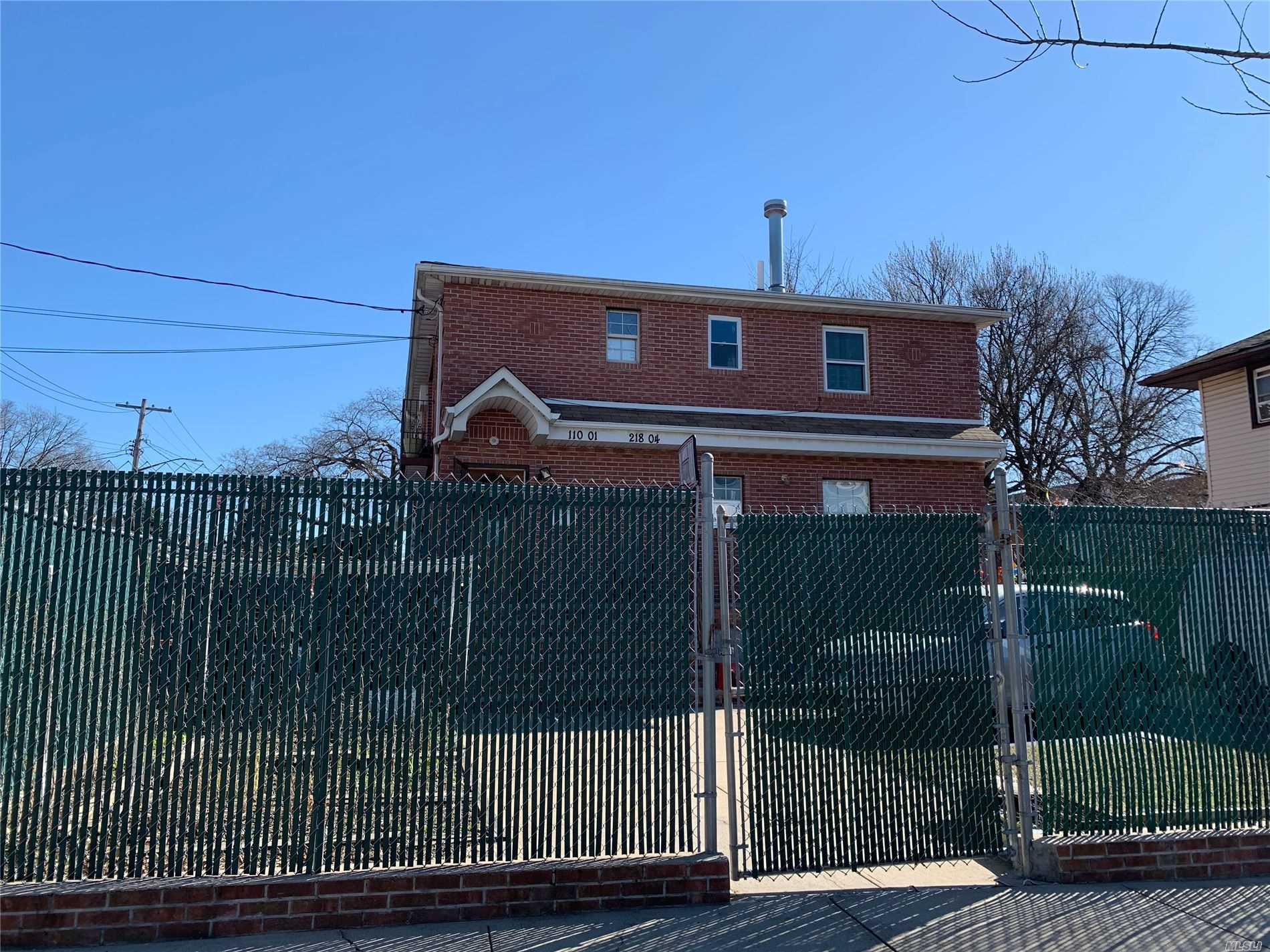 Property for sale at 218-04 110 Avenue, Queens Village,  New York 11429