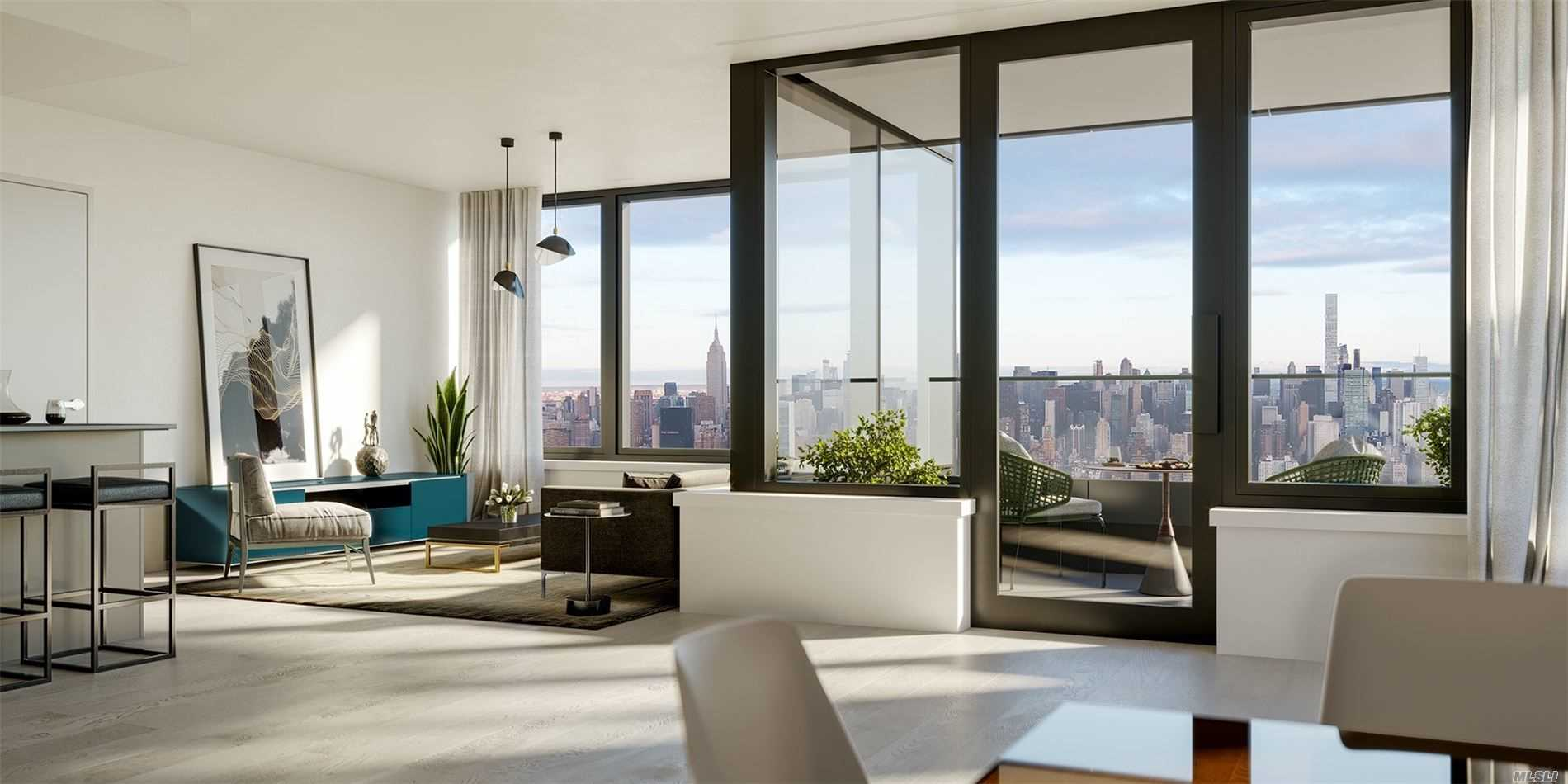 Property for sale at 3 Court Square Unit: 1503, Long Island City,  New York 1