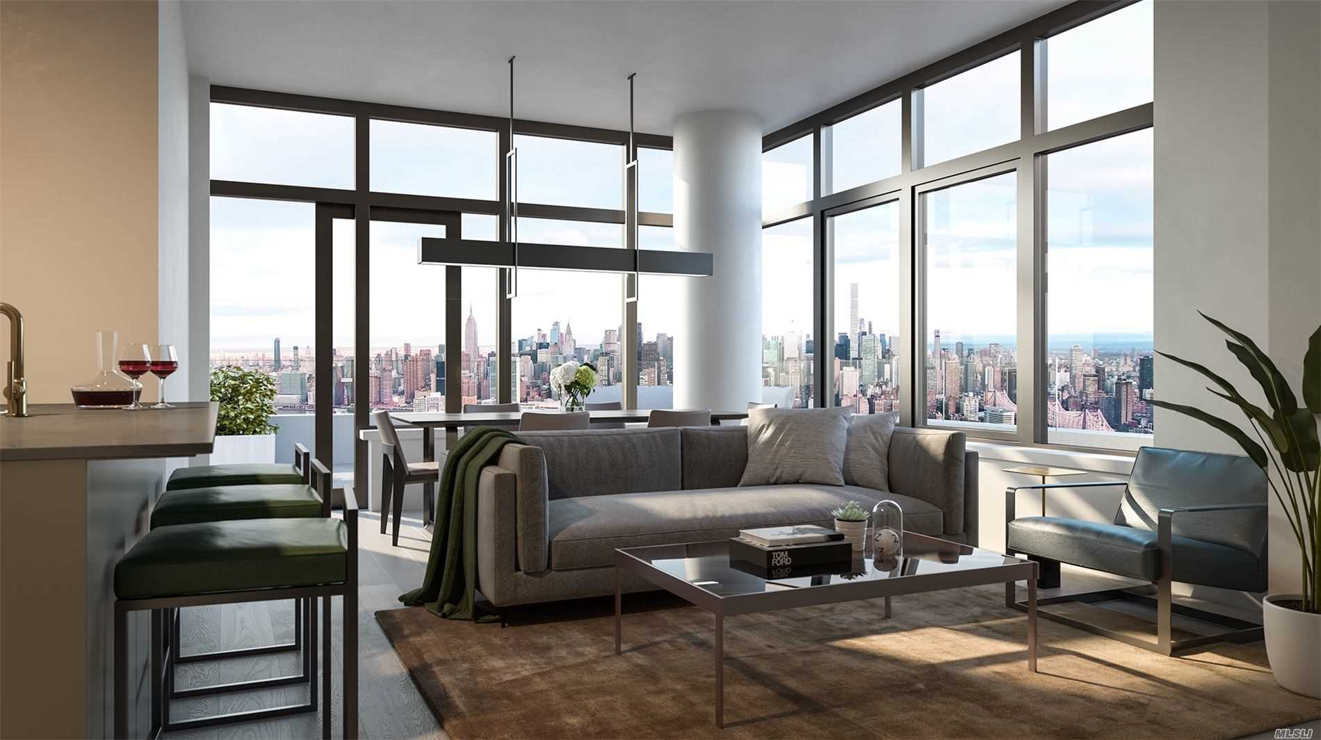 Property for sale at 3 Court Square Unit: 4411, Long Island City,  New York 11101