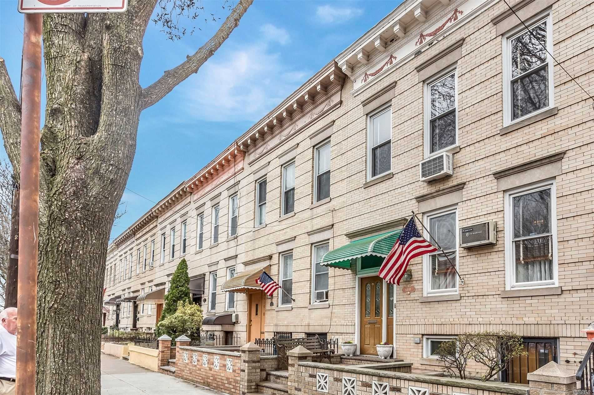Property for sale at 64-08 Palmetto Street, Ridgewood,  New York 11385