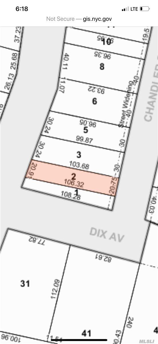 13-43 Chandler Street