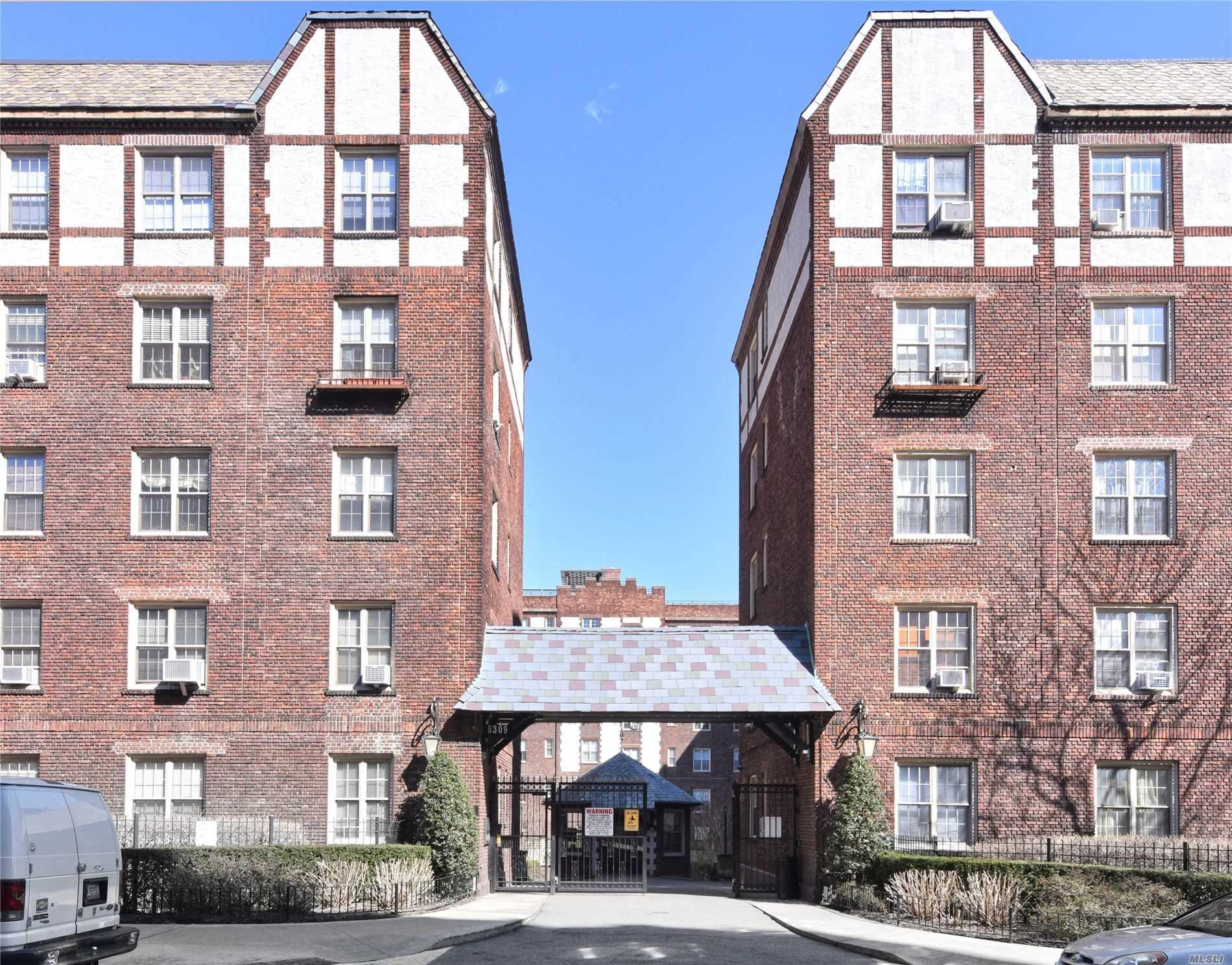 Property for sale at 83-09 Talbot Street # 4F, Kew Gardens NY 11415, Kew Gardens,  New York 11415