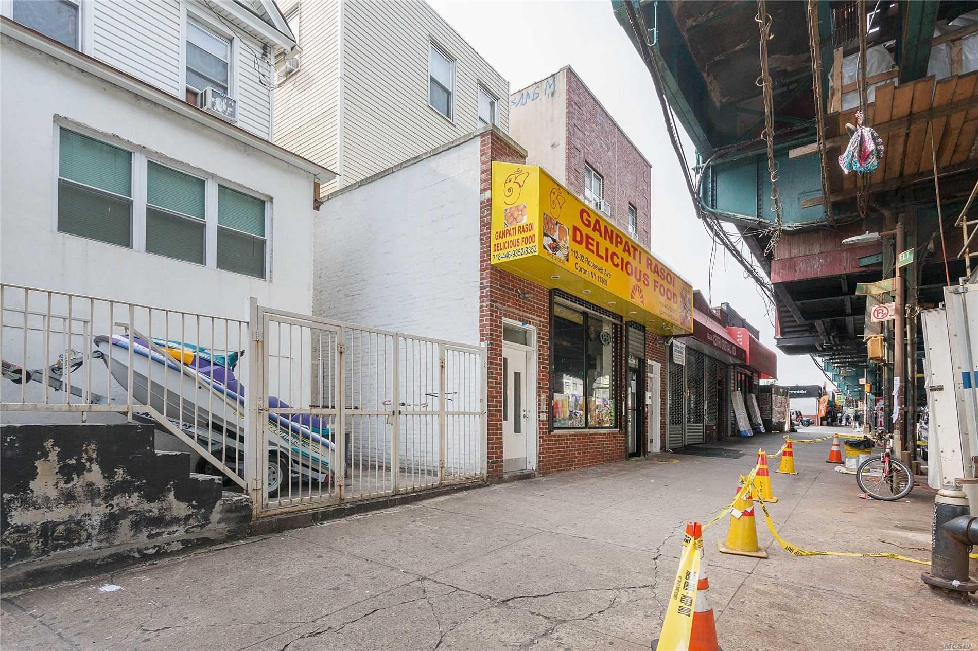 Property for sale at 112-02 Roosevelt Avenue, Flushing NY 11368, Flushing,  New York 11368