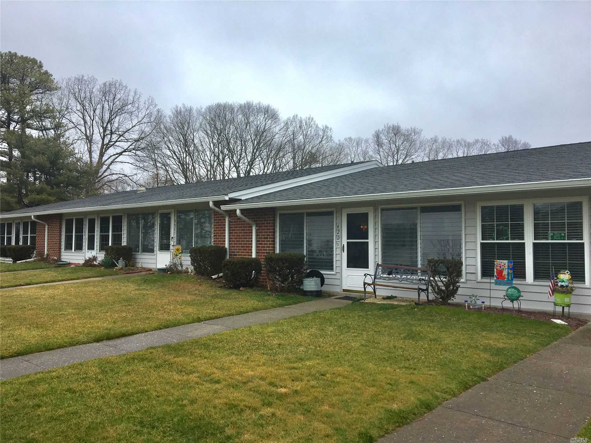 Property for sale at 42 D Trent Court, Ridge NY 11961, Ridge,  New York 11961