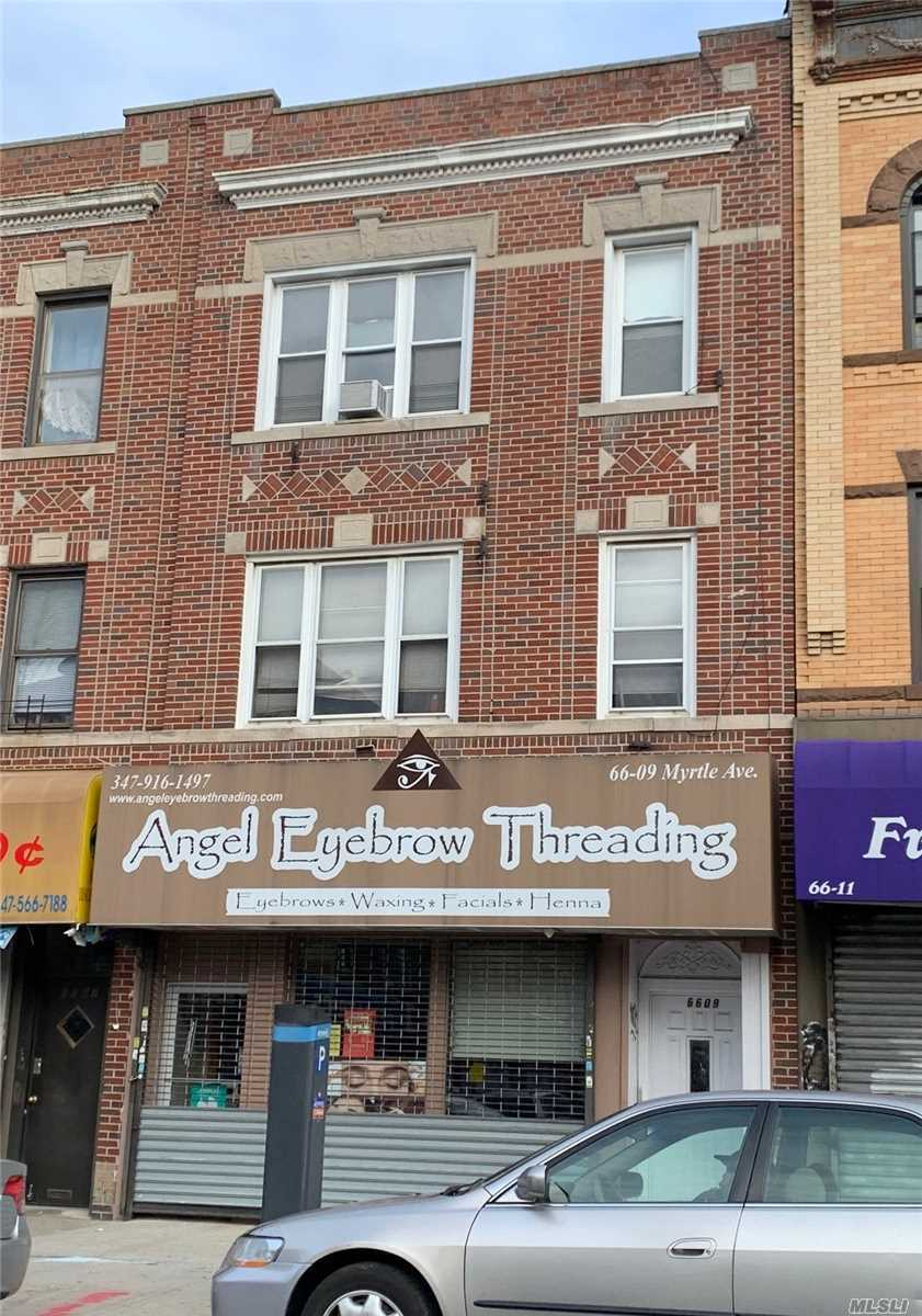 Property for sale at 66-09 Myrtle Avenue, Glendale,  New York 11385