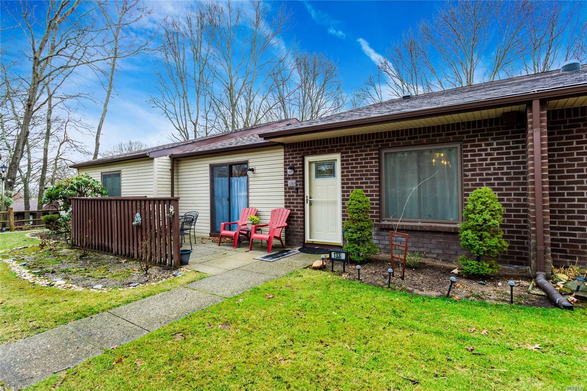 Property for sale at 133 Birchwood Road # 5, Coram NY 11727, Coram,  New York 11727