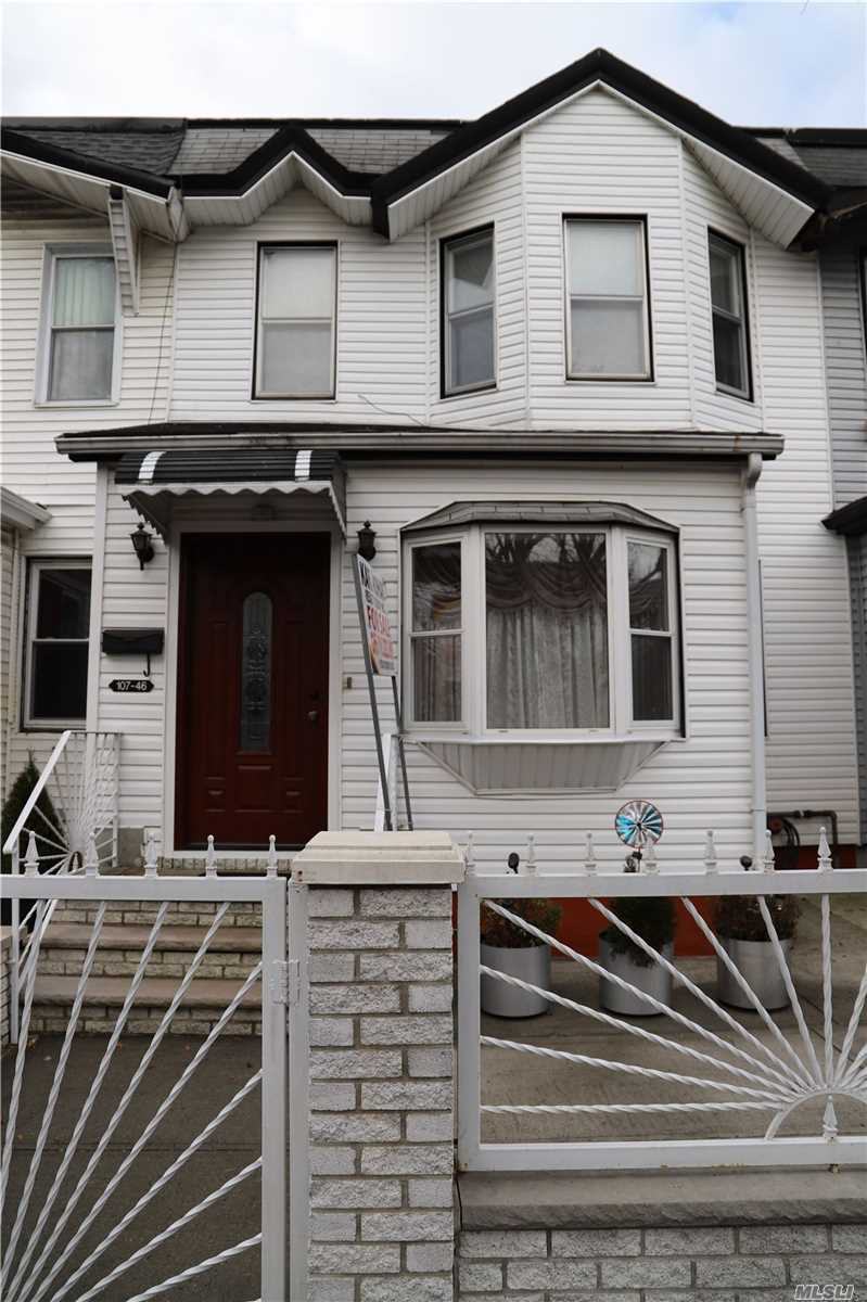 Property for sale at 107-46 110th Street, Richmond Hill NY 11419, Richmond Hill,  New York 11419