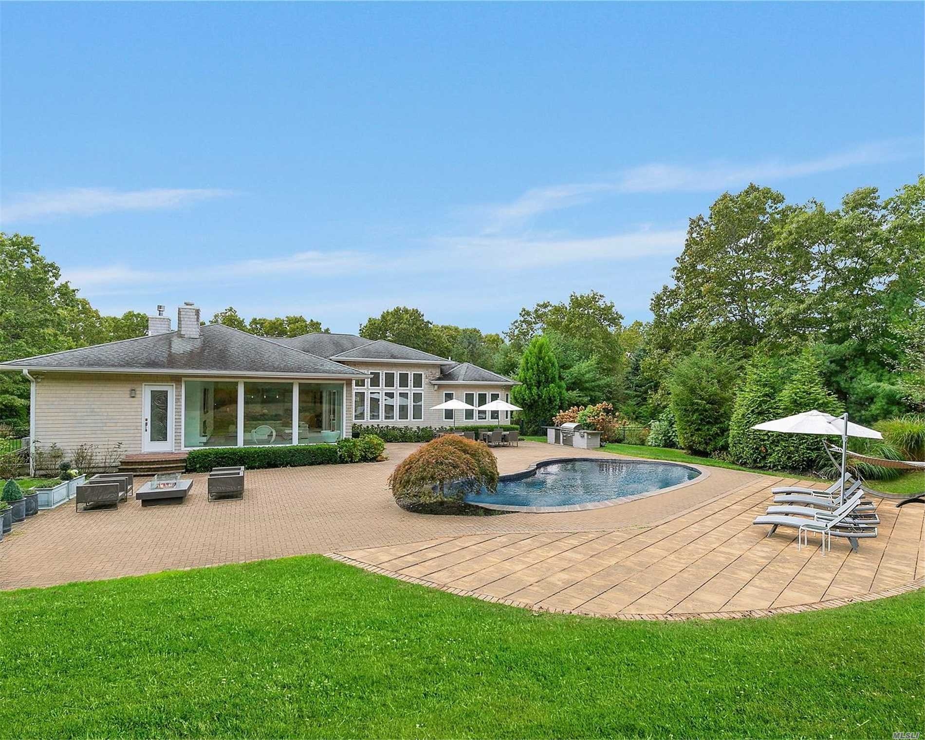 162 Chardonnay Dr, E. Quogue, New York 11942, 4 Bedrooms Bedrooms, ,3 BathroomsBathrooms,Residential,For Rent,Chardonnay,3211352