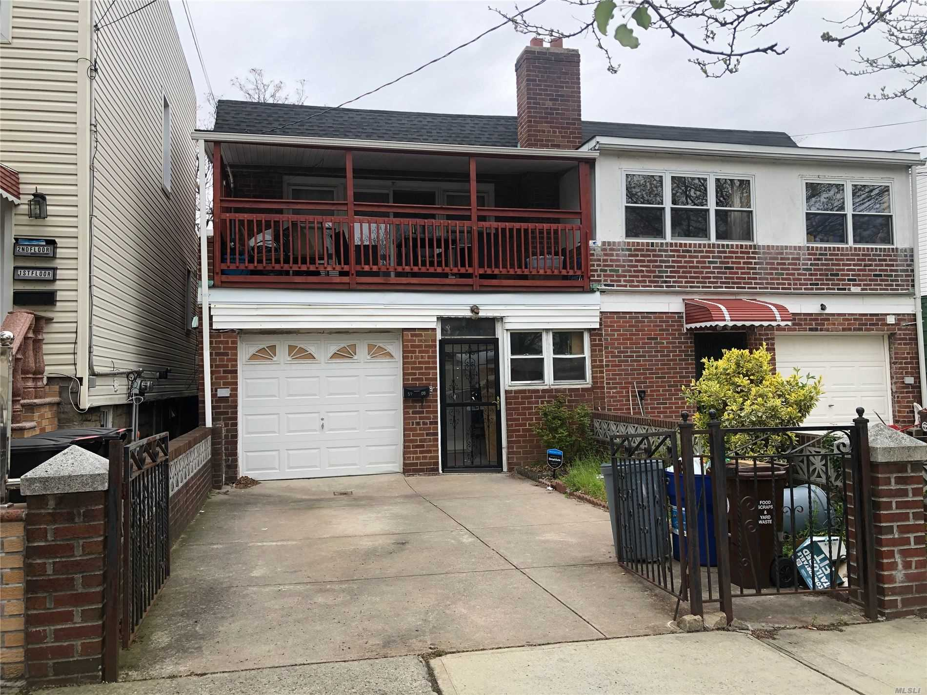 Property for sale at 51-08 65th Place, Woodside,  New York 11377