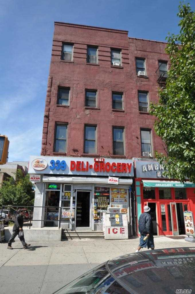 9 Family Building Lenox Ave  Manhattan, NY 10027, MLS-3212898-3