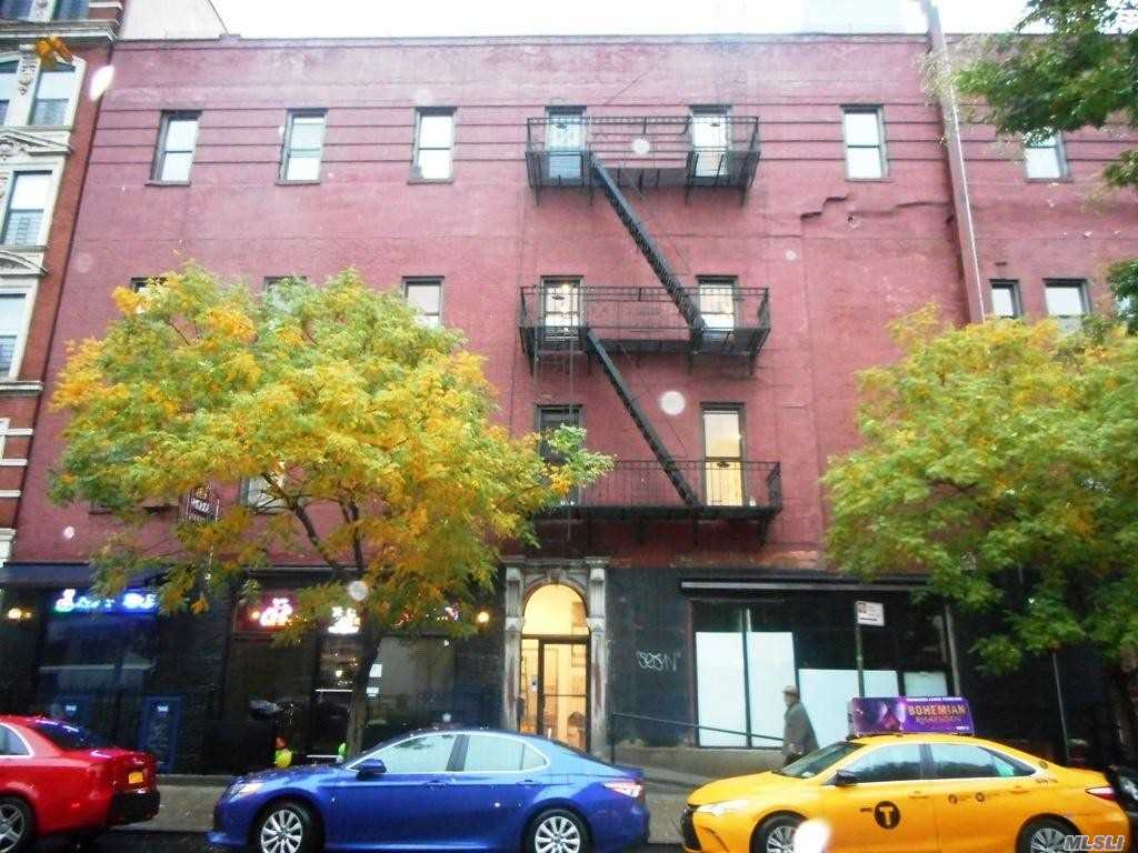 9 Family Building in New York - Lenox Ave  Manhattan, NY 10027