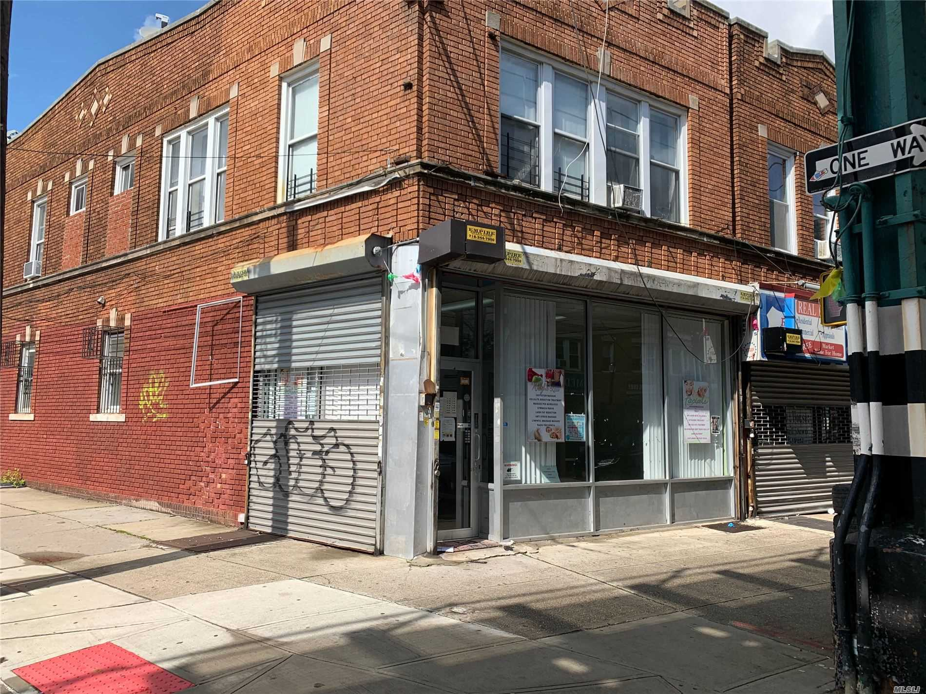Commercial Lease in Jamaica - Jamaica Ave  Queens, NY 11418