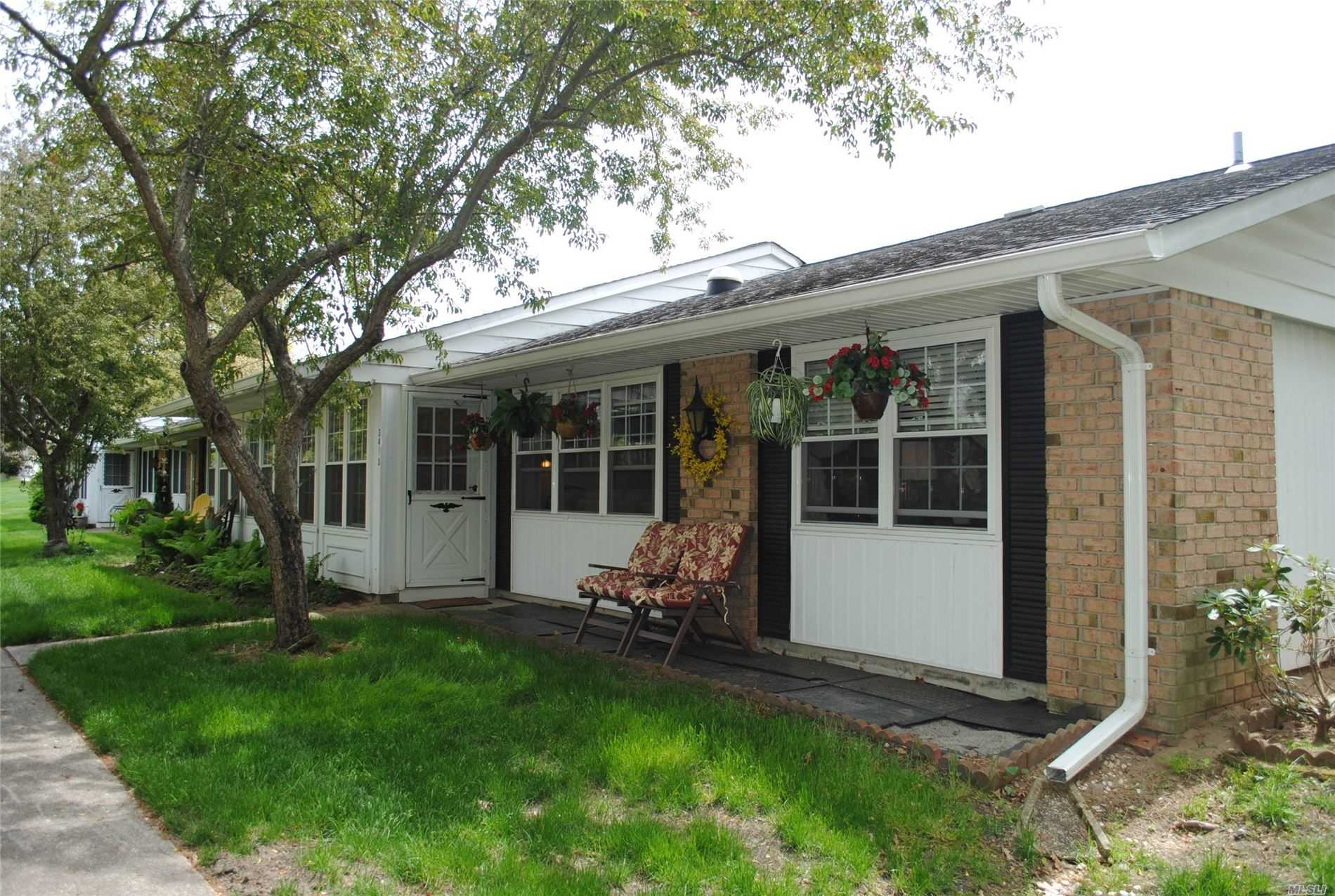 Property for sale at 341D Woodbridge Dr # 55, Ridge NY 11961, Ridge,  New York 11961