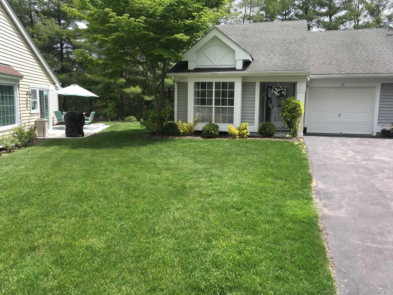 Property for sale at 67 S Glen Drive, Ridge NY 11961, Ridge,  New York 11961