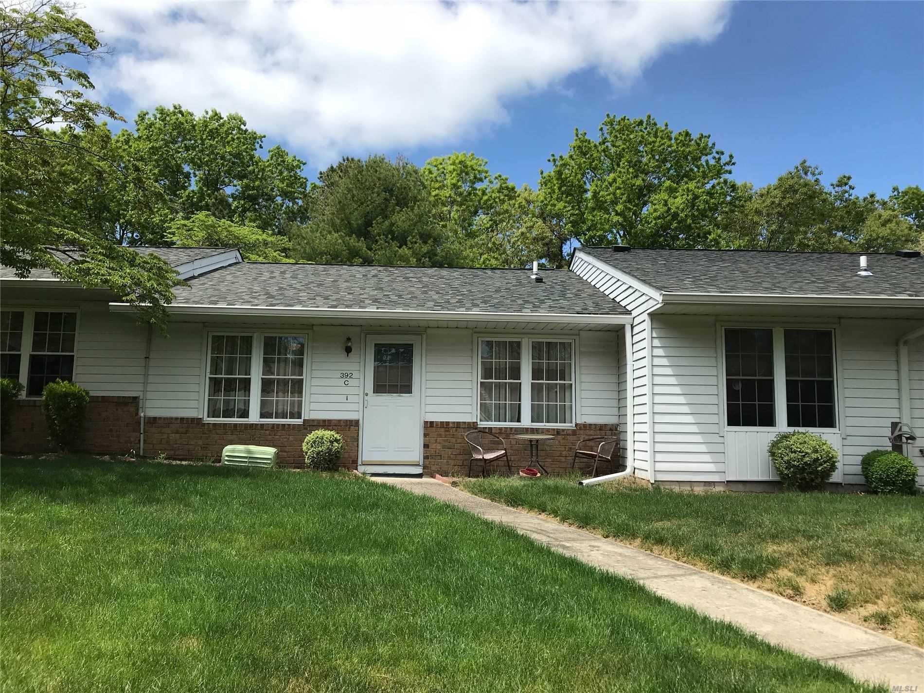 Property for sale at 392-C Woodbridge Drive, Ridge NY 11961, Ridge,  New York 11961