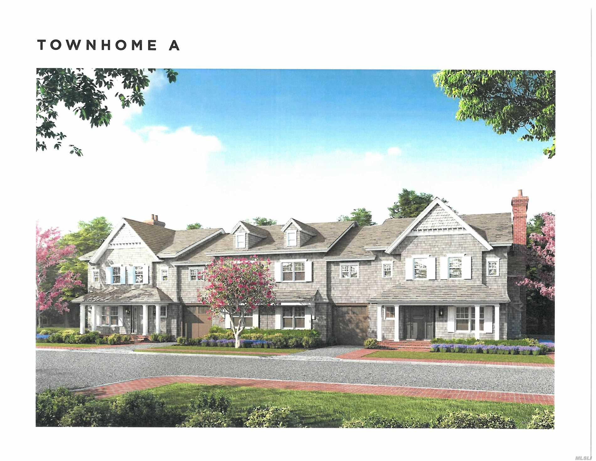 Property for sale at 101 Hill St Unit: 5A, Southampton,  New York 11968