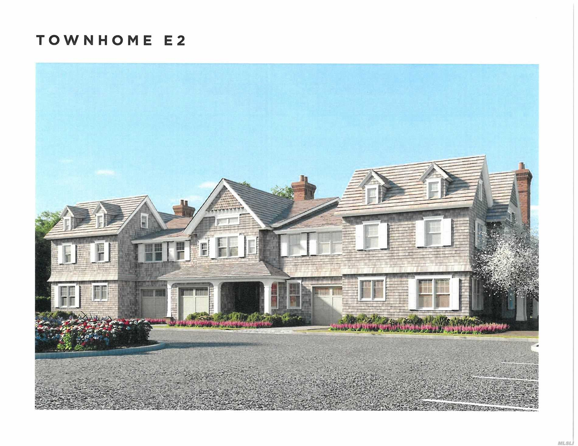 Property for sale at 101 Hill St Unit: 11 E 1, Southampton,  New York 11968