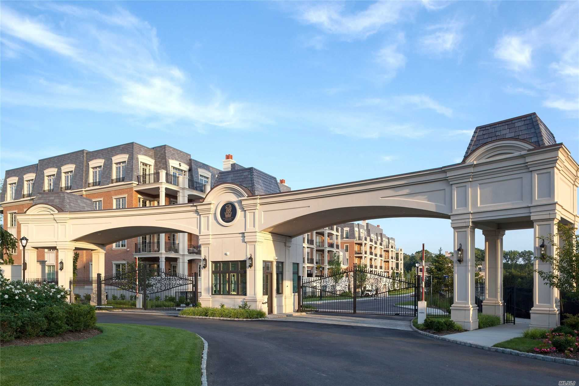 Make yourself at home in this 3 bed, 3.5 bath North HIlls Home that features an open floor plan with a dining rm, living rm, den, a double-sided gas fireplace, and chef's kitchen with Sub-Zero & Wolf appliances. The large terrace overlooks the pool and clubhouse. The Ritz-Carlton Residence lifestyle amenities include 24-hour Concierge & Valet, Theater, Fitness Center, Indoor and Outdoor pools and Generator. Car service to LIRR. 20 mi from Midtown.