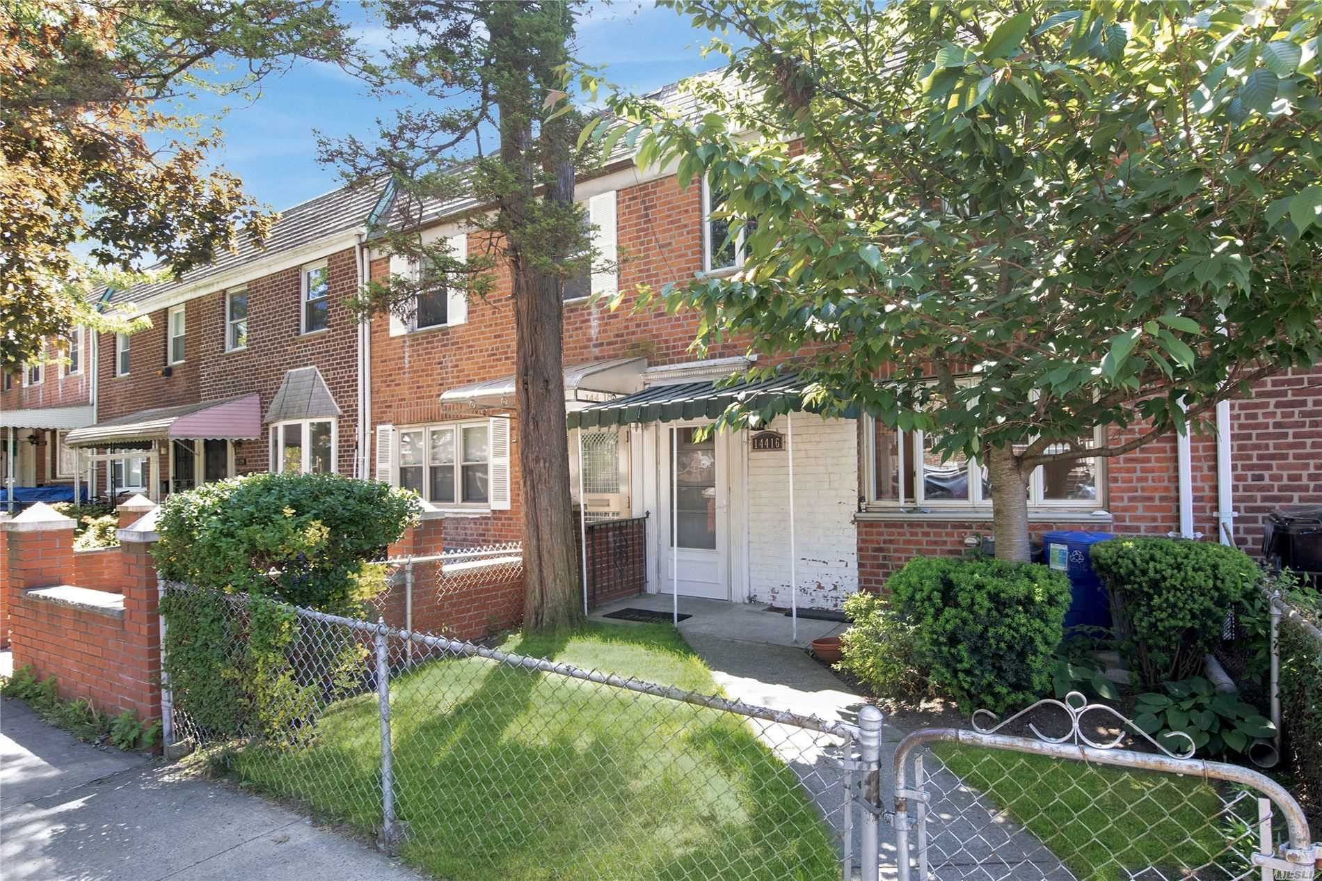 Property for sale at 144-16 Melbourne Avenue, Flushing,  New York 11367