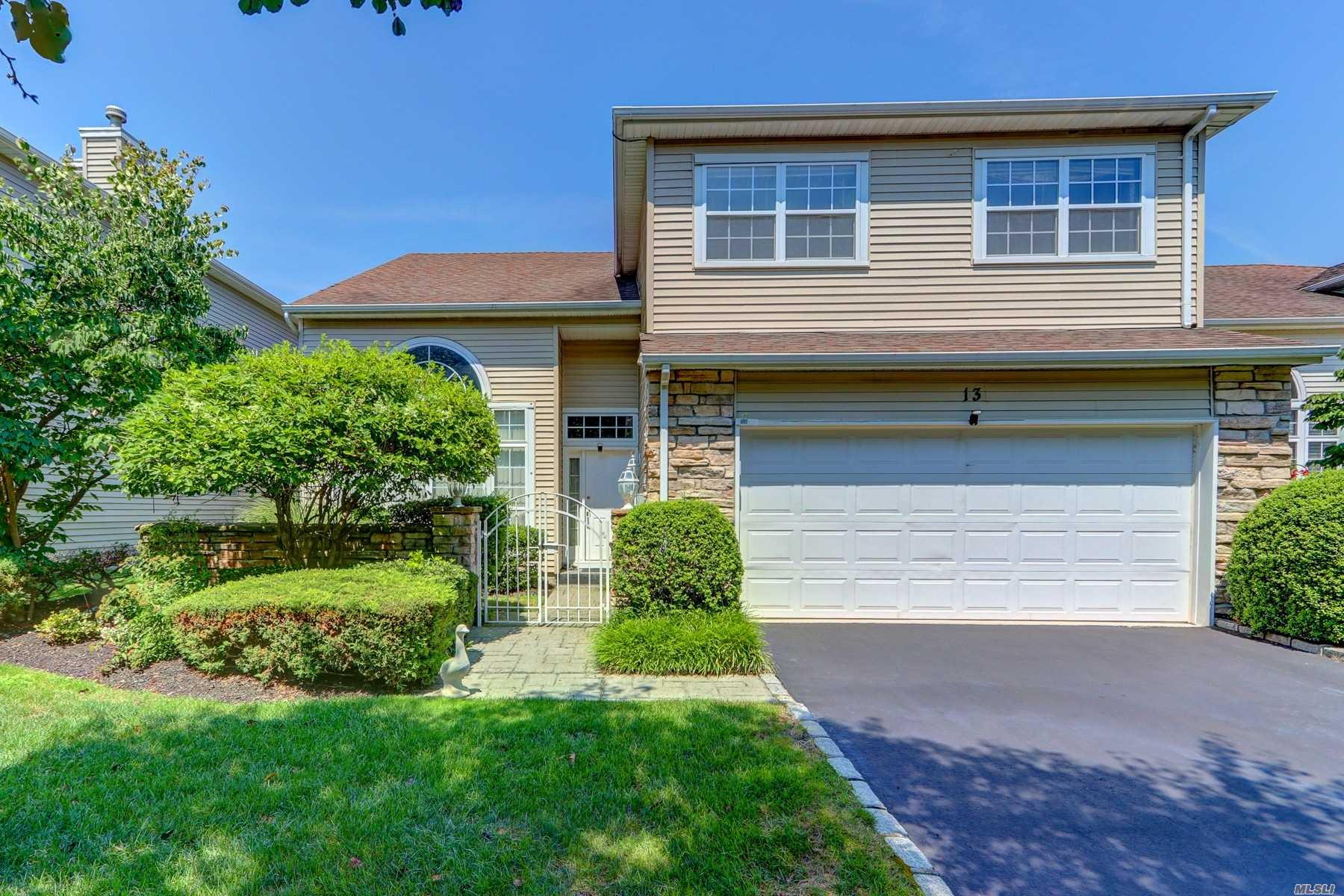 Property for sale at 13B Hamlet Drive, Hauppauge,  New York 11788