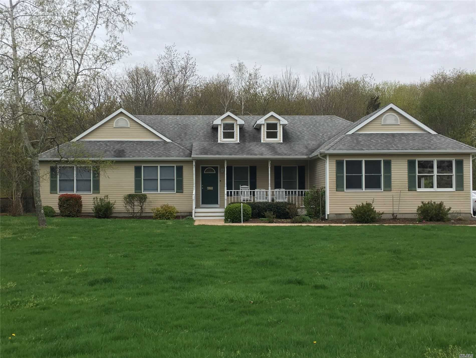Property for sale at 690 August Rd, Greenport,  New York 11944