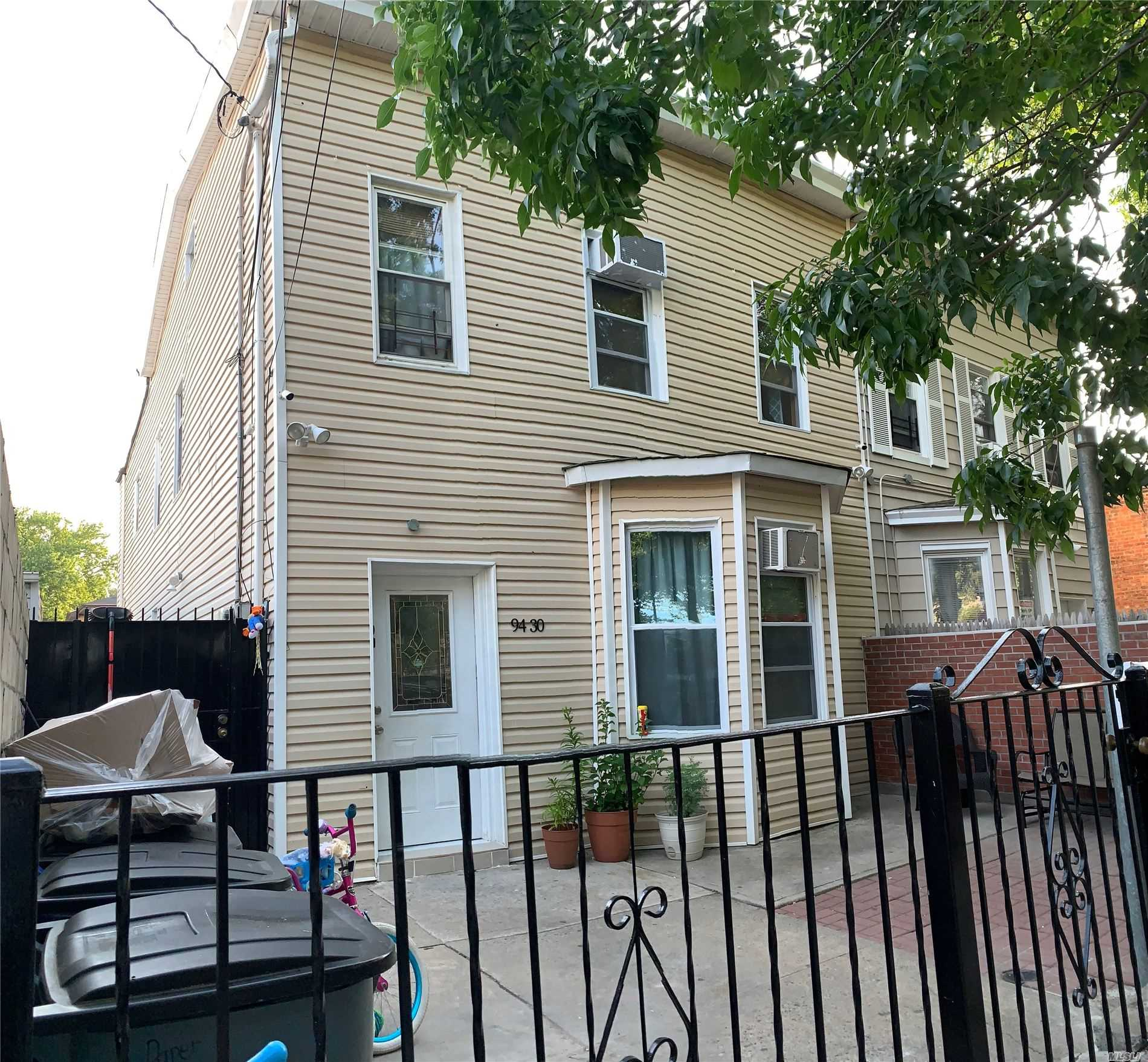Property for sale at 94-30 88th Street, Ozone Park,  New York 11416