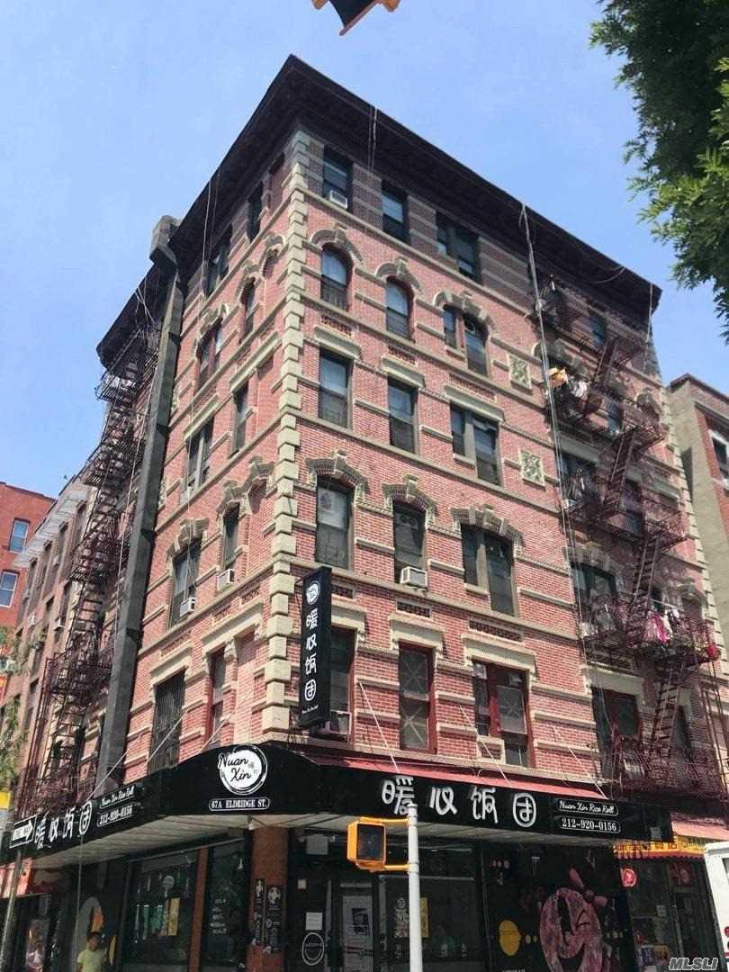 67 Eldridge Street, New York, NY 10002