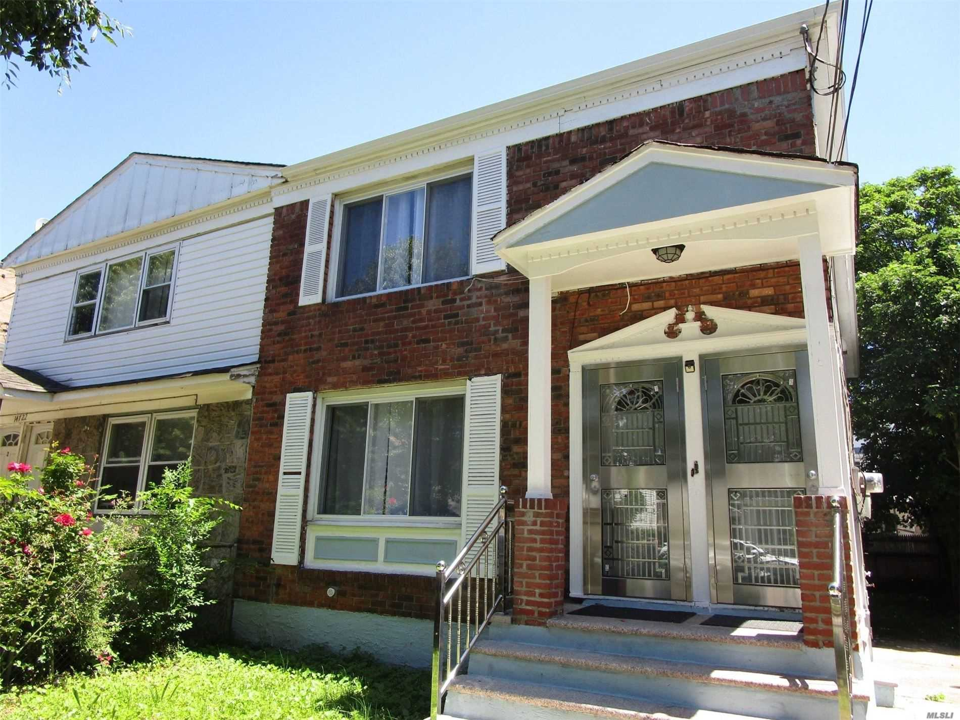 Property for sale at 147-20 Glassboro Avenue, Jamaica,  New York 11435
