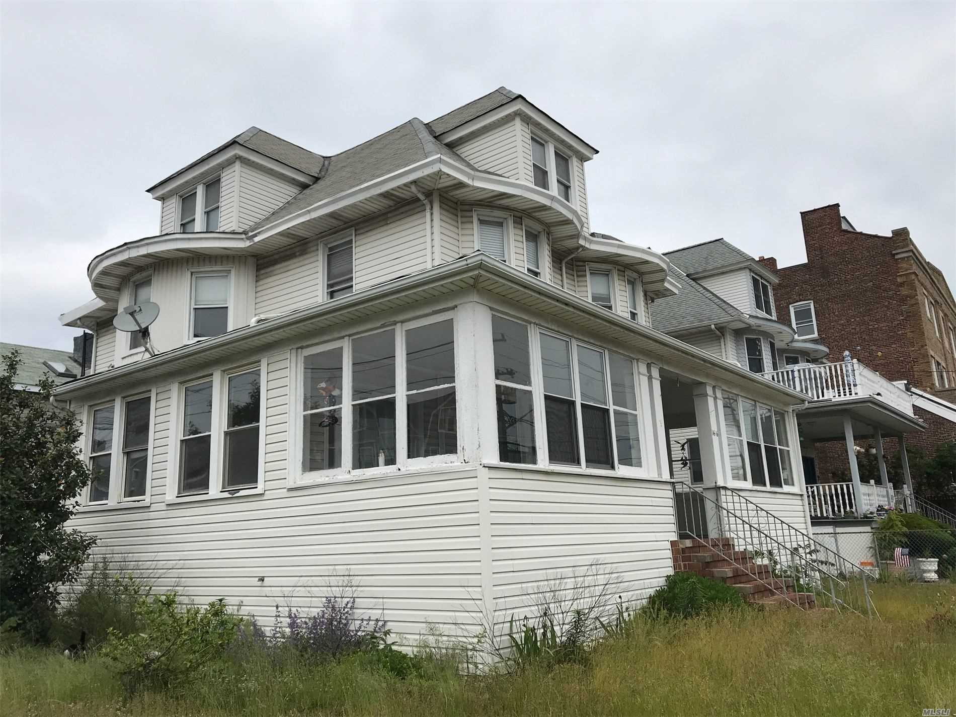 Property for sale at 116-16 Rckwy Bch Blvd Boulevard, Rockaway Park,  New York 11694