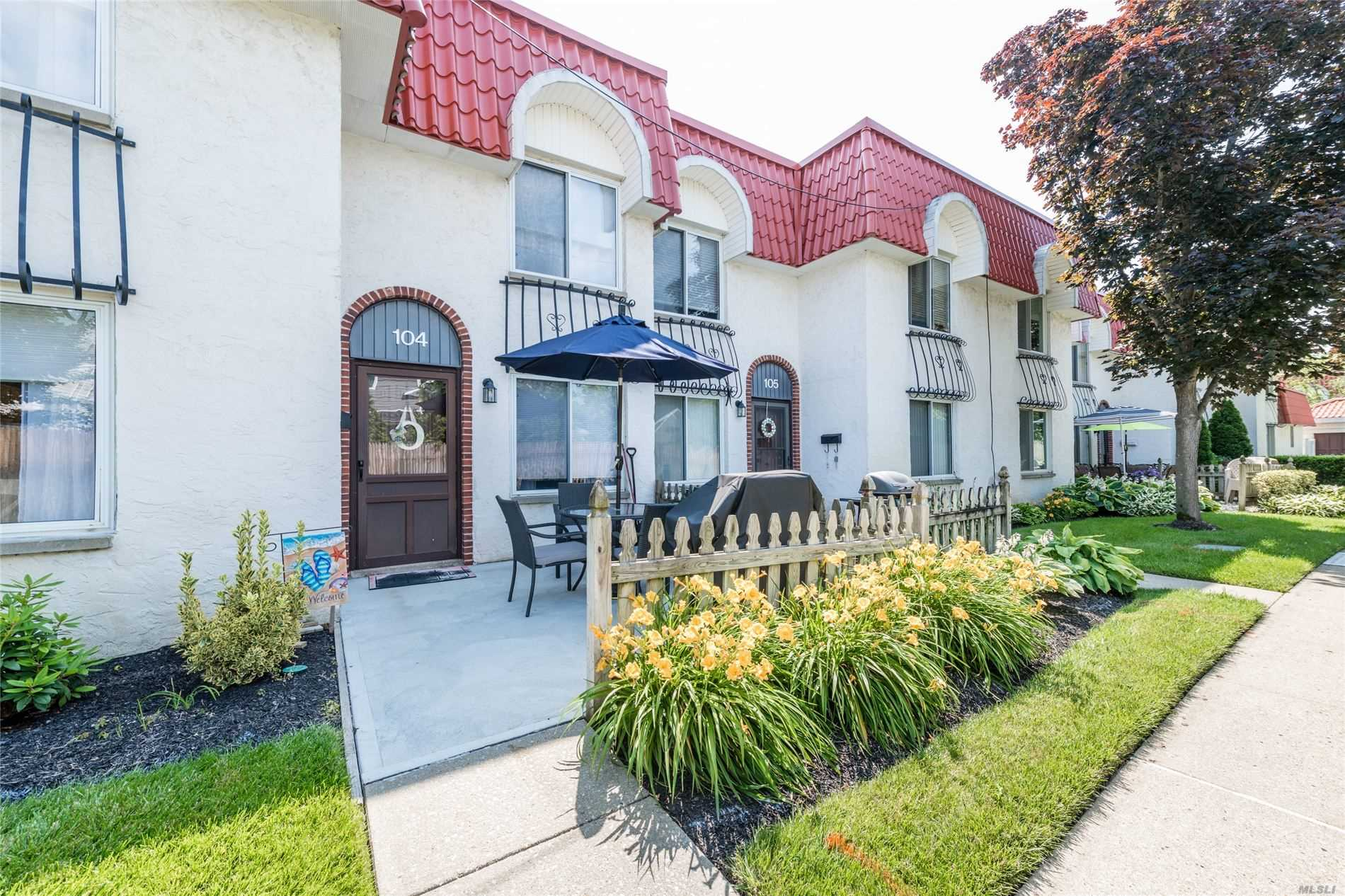 Property for sale at 104 Alhambra Drive, Oceanside,  New York 11572