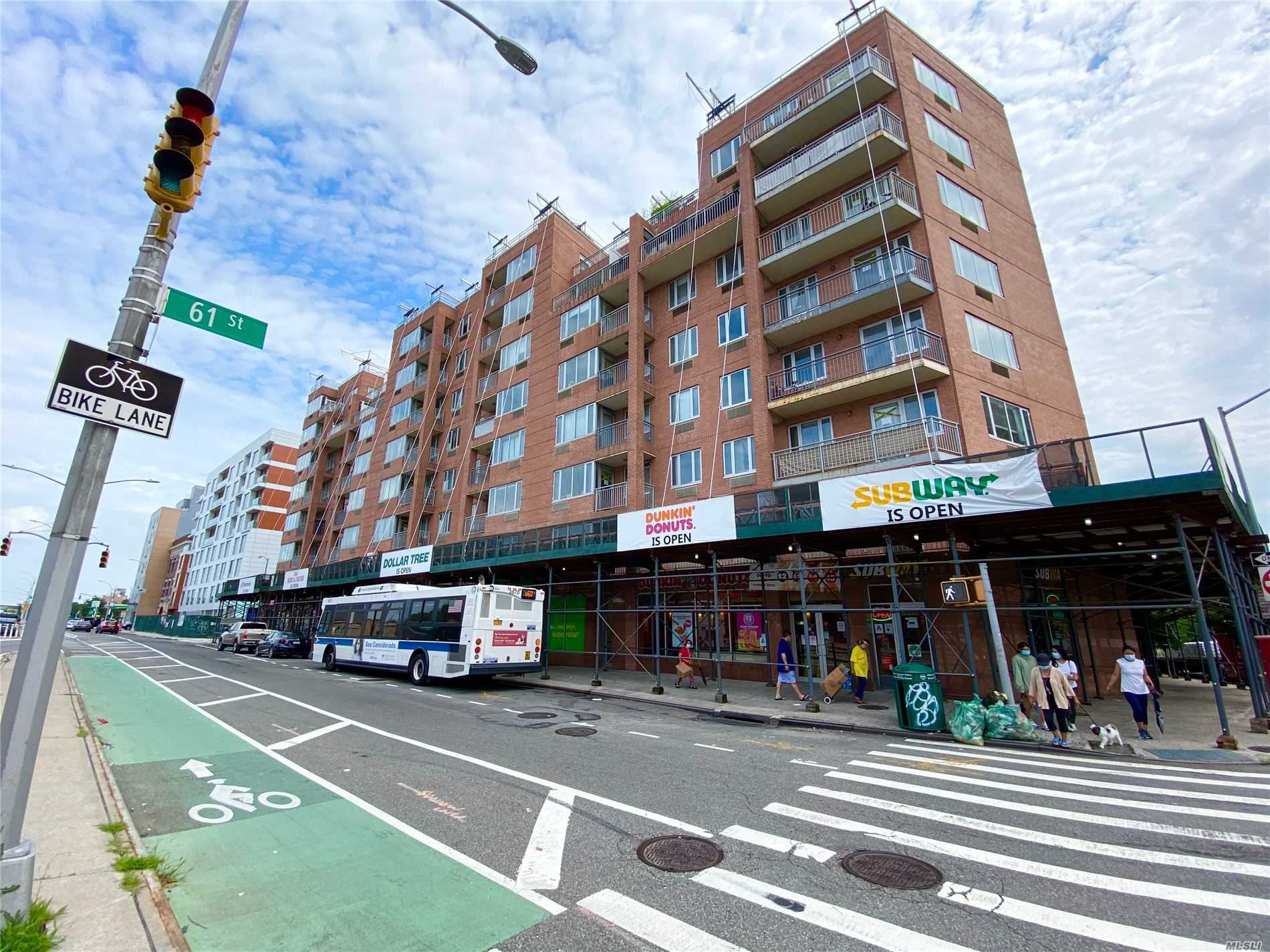 Property for sale at 63-14 Queens Boulevard Unit: 6F, Woodside,  New York 11377