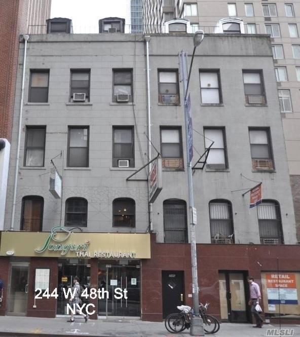 244 W 48th Street, New York, NY 10036
