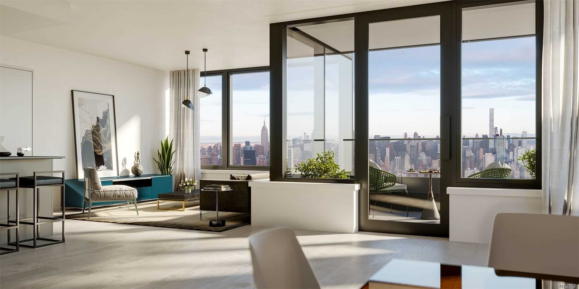 Property for sale at 3 Court Square Unit: 4309, Long Island City,  New York 11101