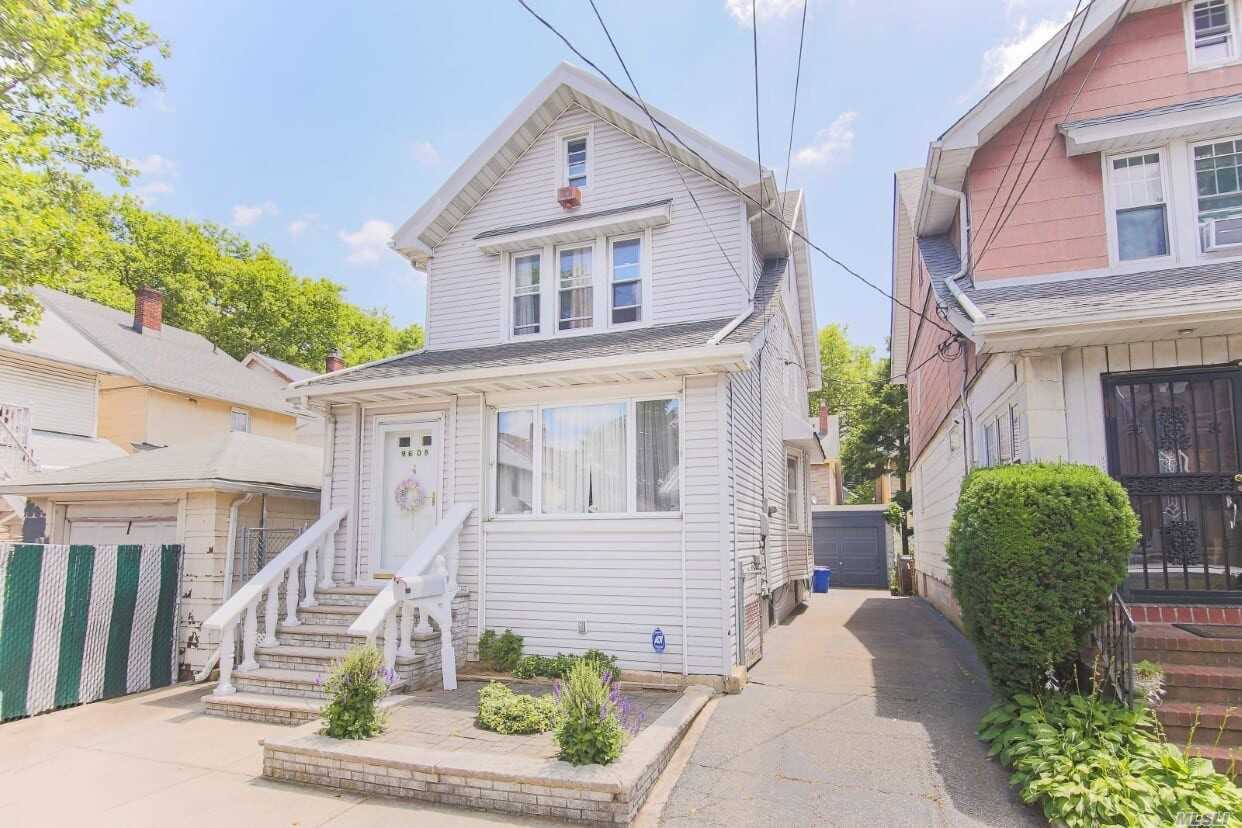 96-08 91ST ROAD, WOODHAVEN, NY 11421