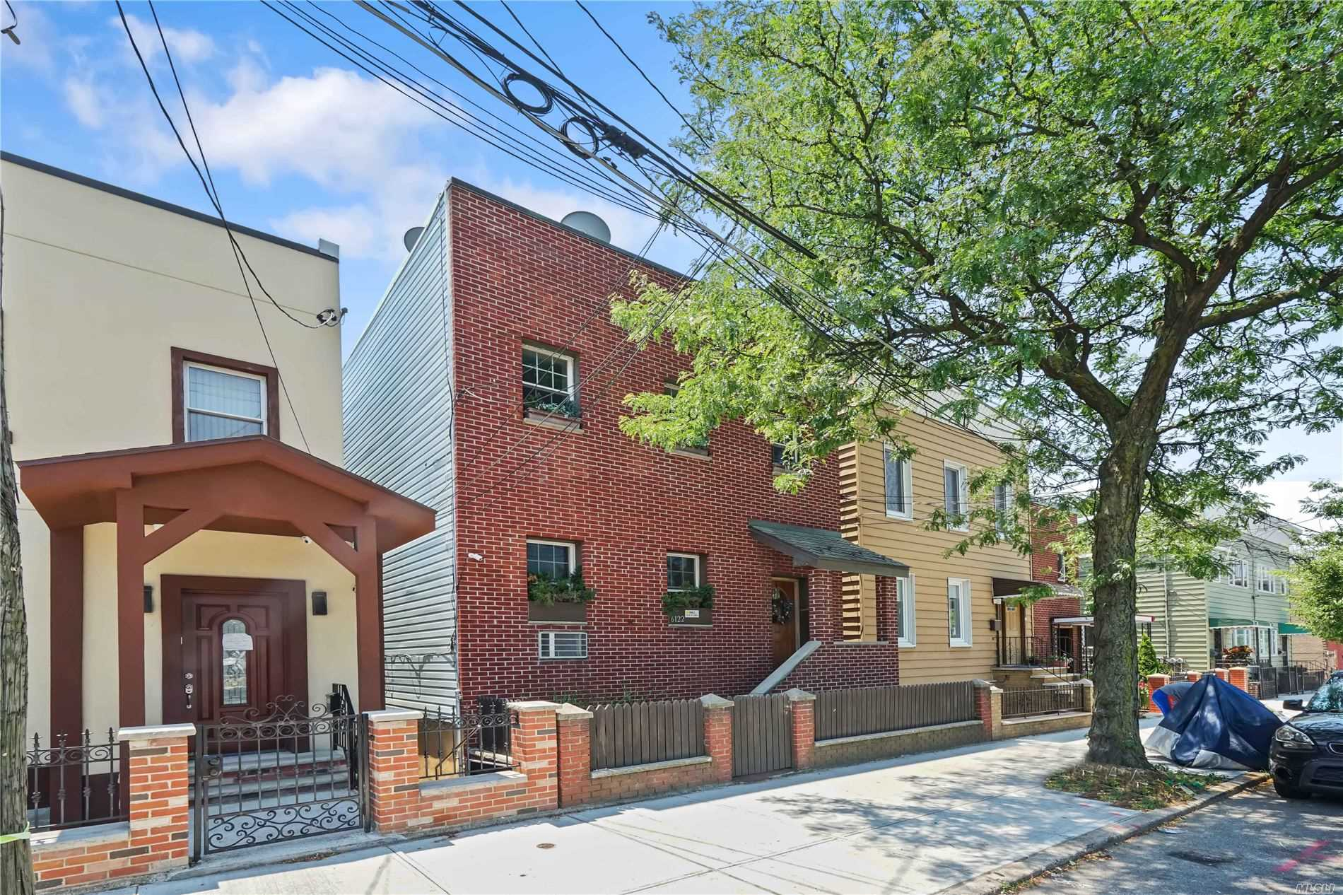 Property for sale at 61-22 55th Drive, Maspeth,  New York 11378