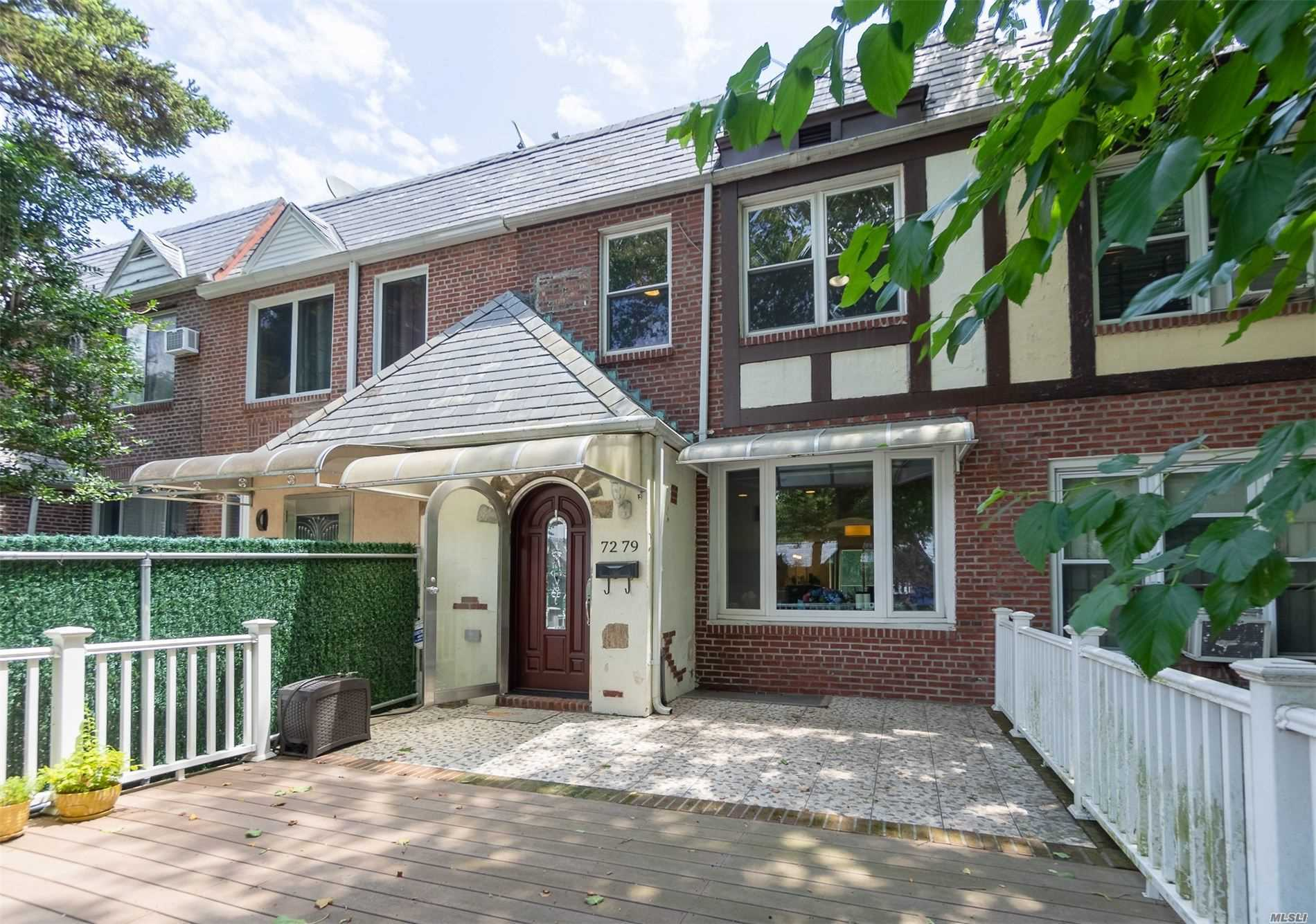 Property for sale at 72-79 Yellowstone Blvd, Forest Hills,  New York 11375