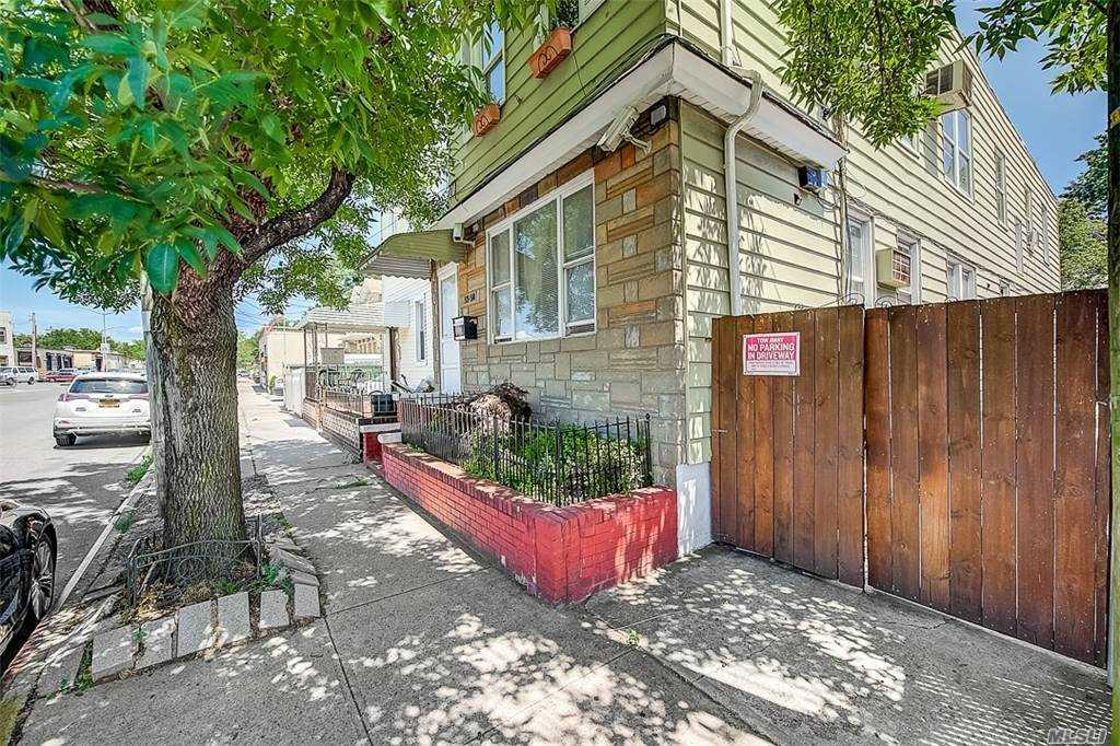 Property for sale at 59-08 Flushing Avenue, Maspeth,  New York 11378