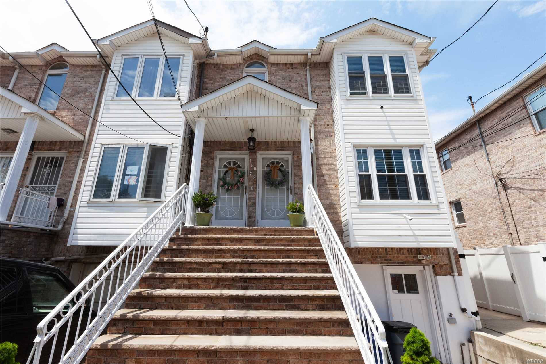 Property for sale at 150-28 Raleigh Street, Ozone Park,  New York 11417