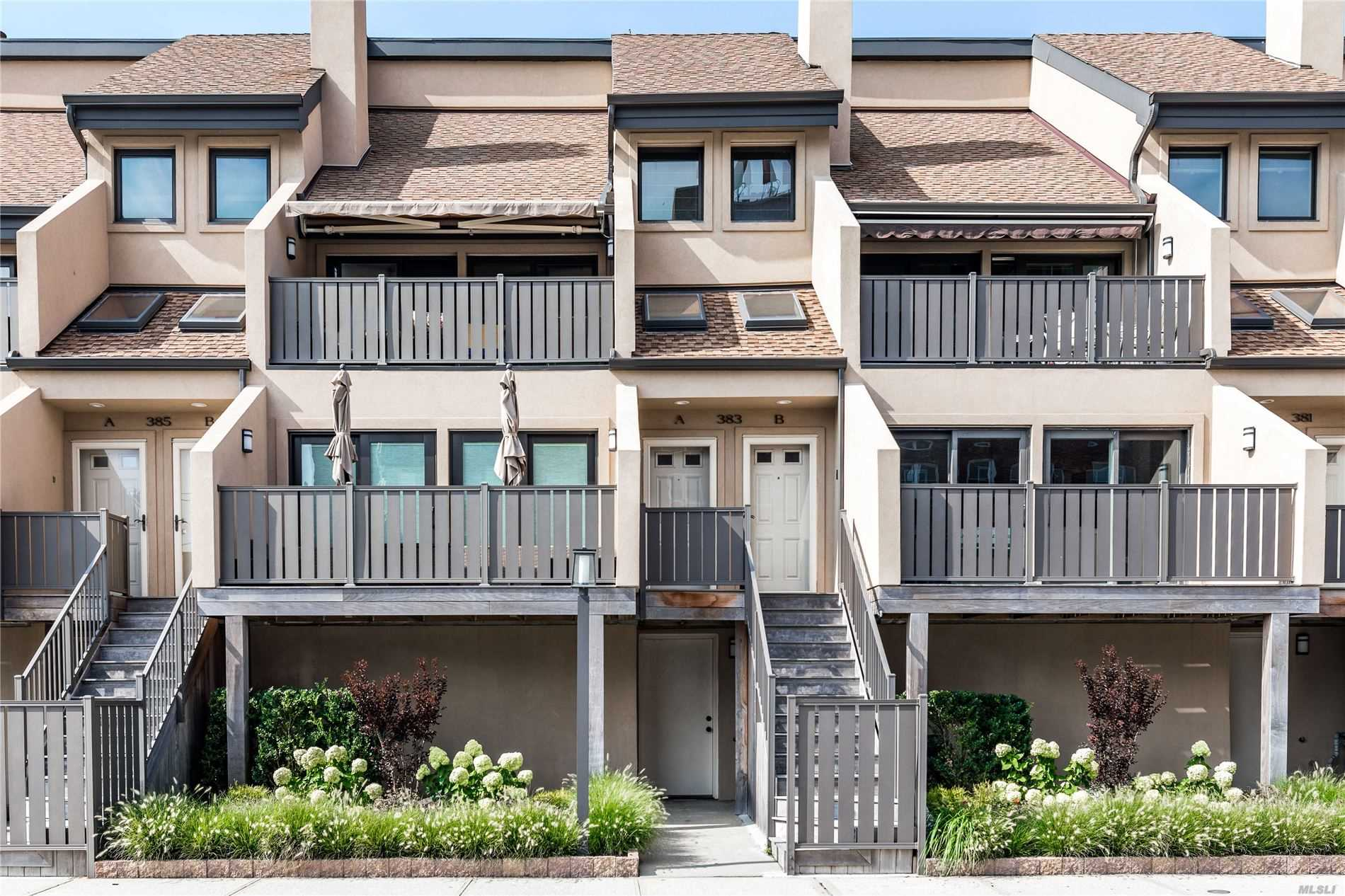 Property for sale at 383 W Broadway Unit: B, Long Beach,  New York 11561