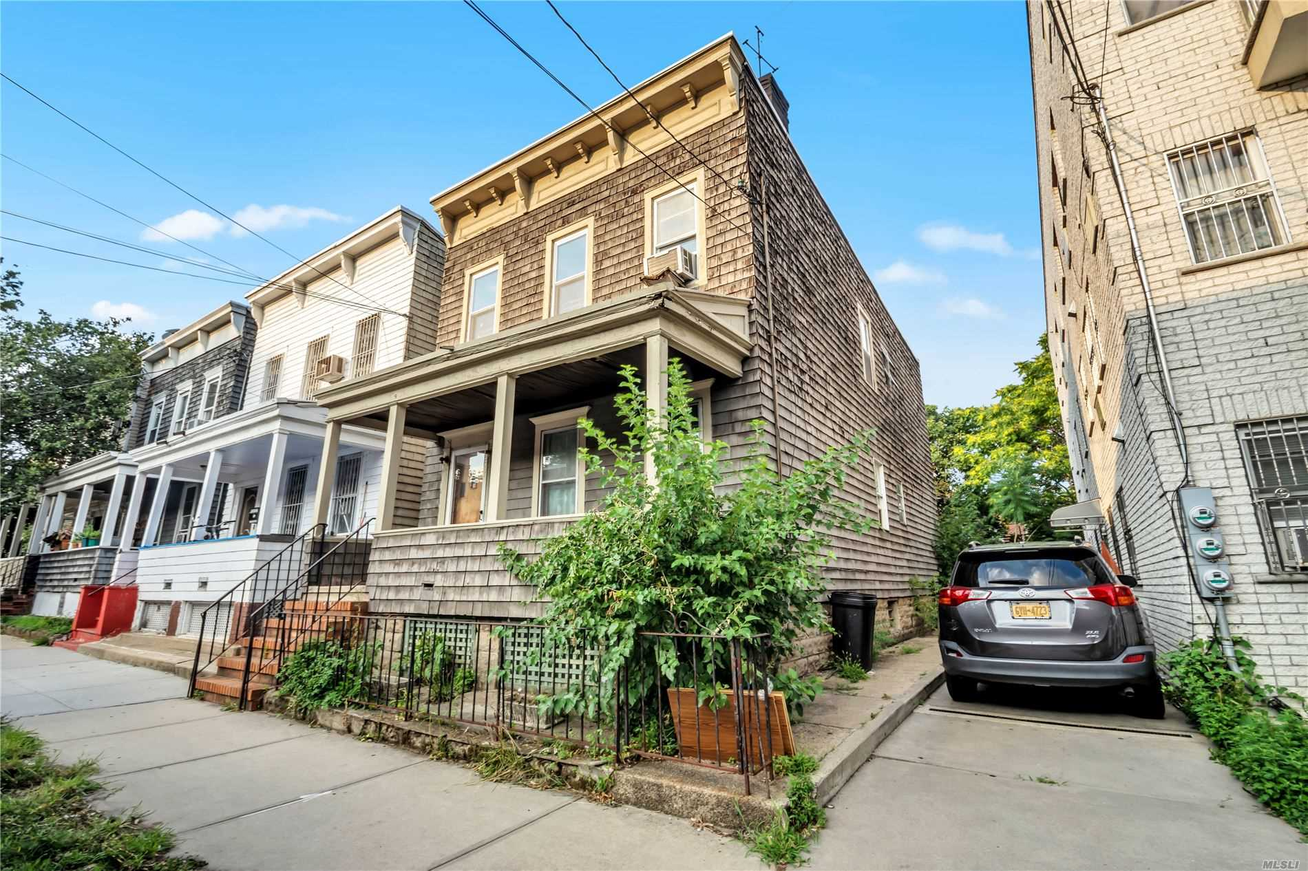 Property for sale at 32-57 60th Street, Woodside,  New York 11377