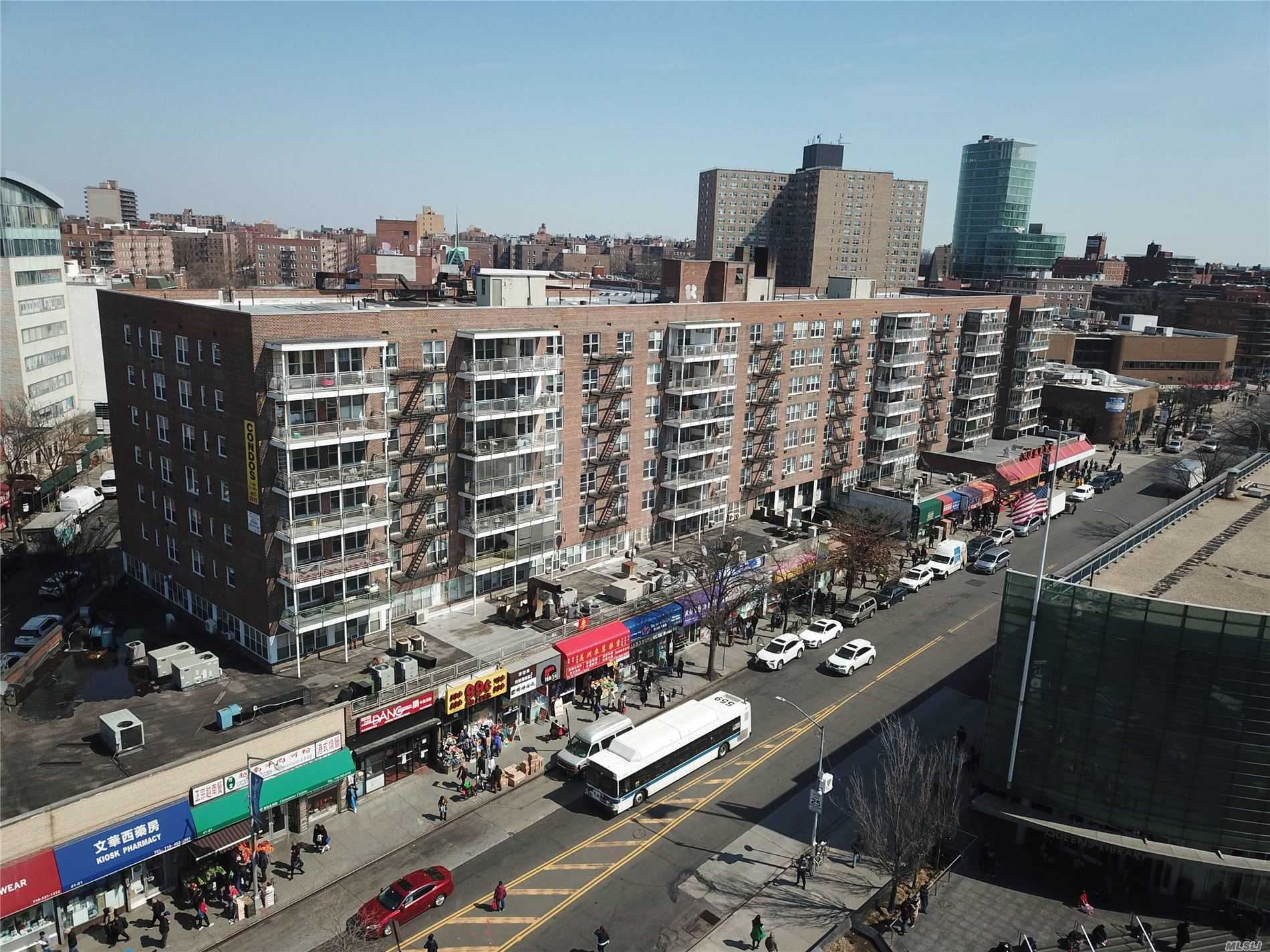 Property for sale at 41-25 Kissena Boulevard Unit: 5T, Flushing,  New York 11355