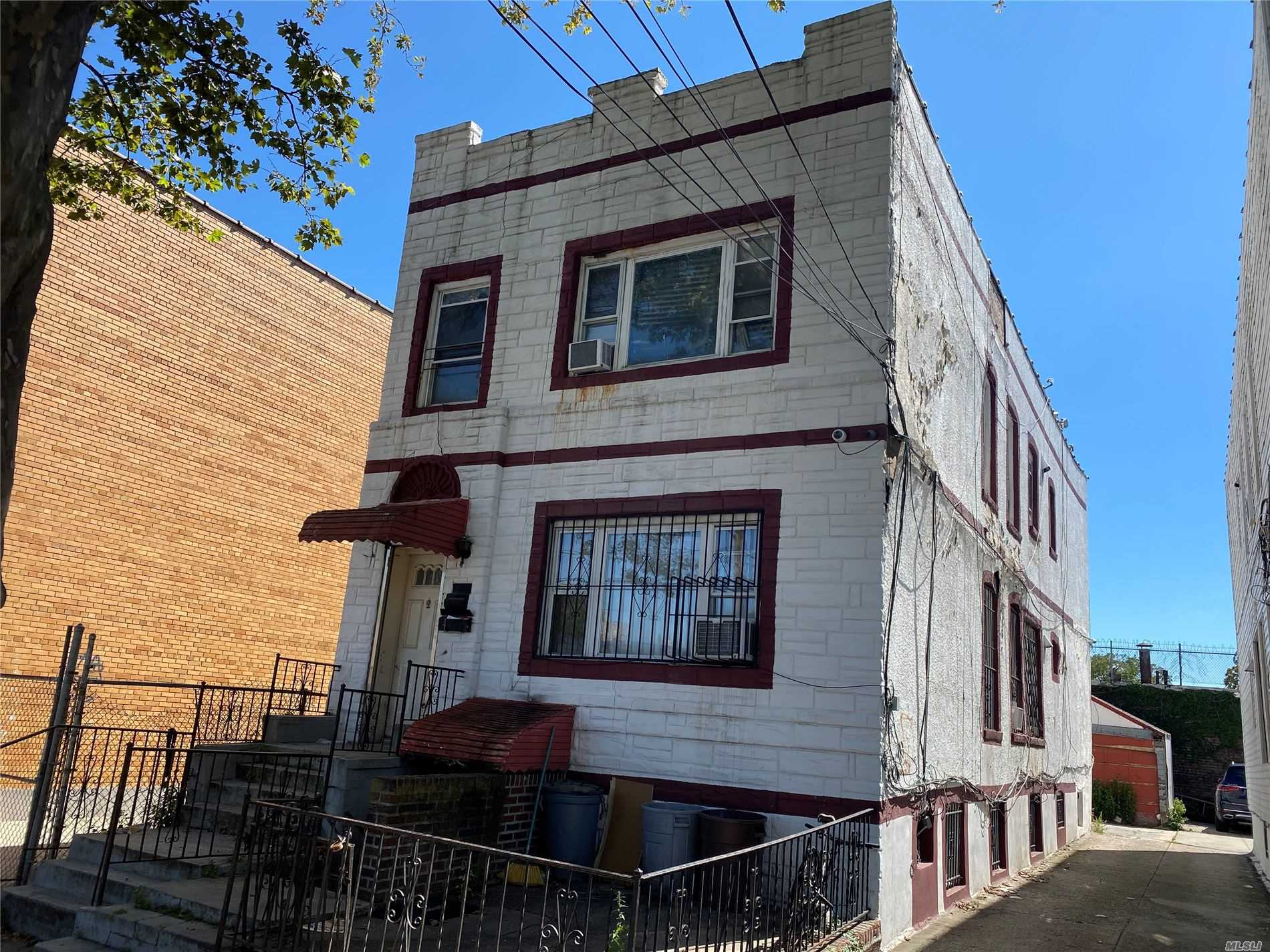 Property for sale at 37-11 59th Street, Woodside,  New York 11377