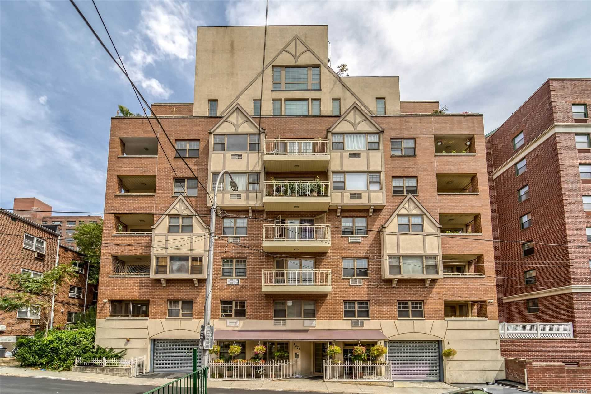 Property for sale at 83-75 117th Street Unit: 6F, Kew Gardens,  New York 11418