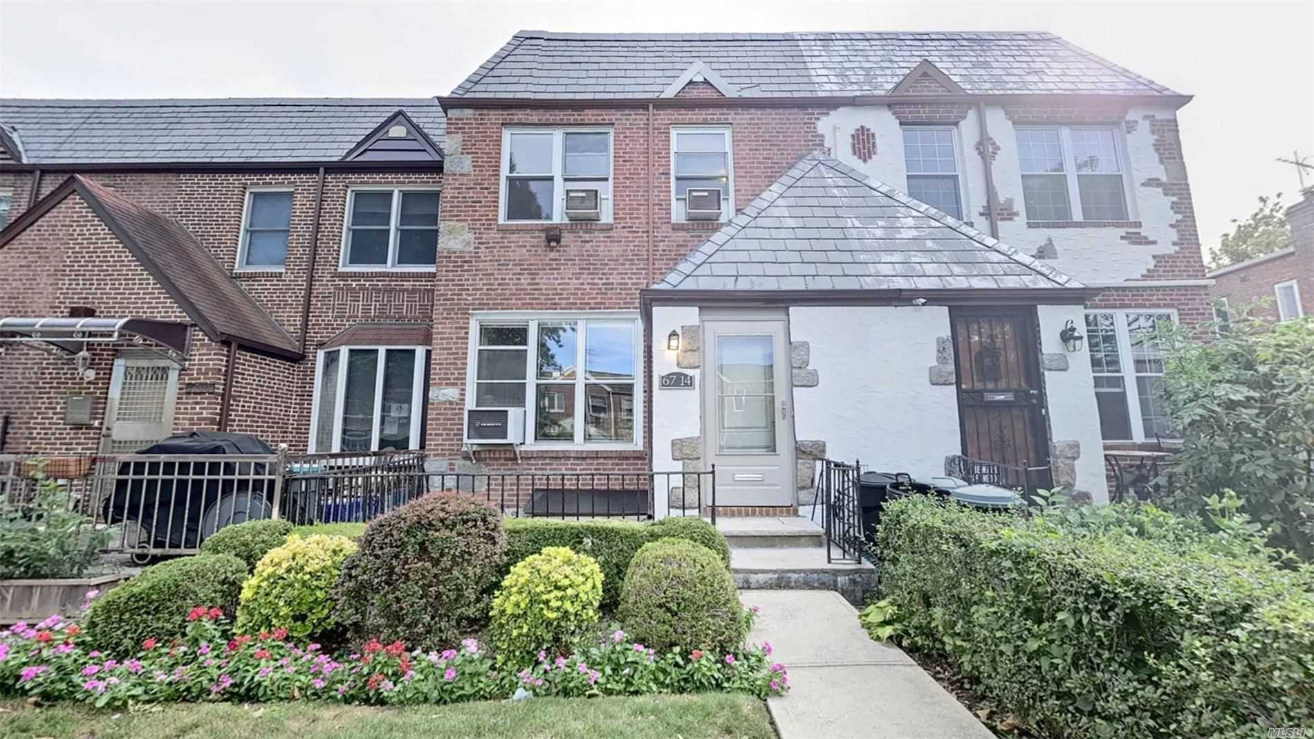 Property for sale at 67-14 Harrow Street, Forest Hills,  New York 11375