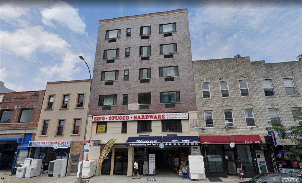Property for sale at 106-07 Northern Boulevard, Corona,  New York 11368