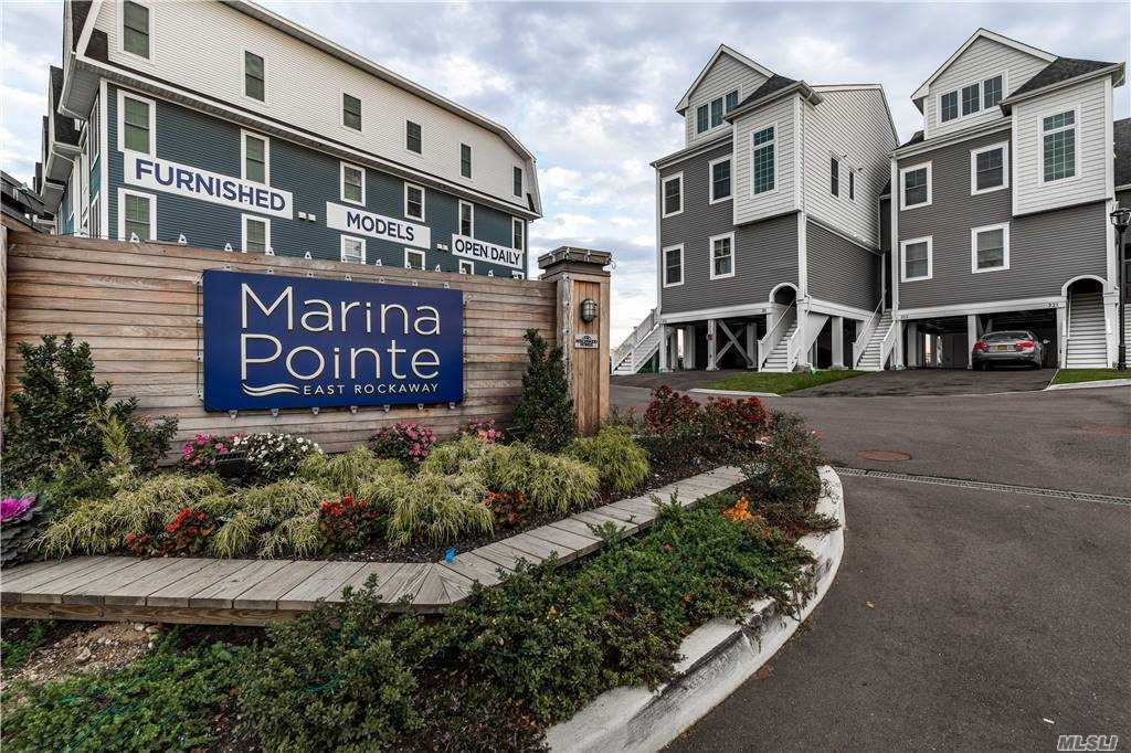 Property for sale at 224 Marina Pointe Drive Unit: 224, E. Rockaway,  New York 11518